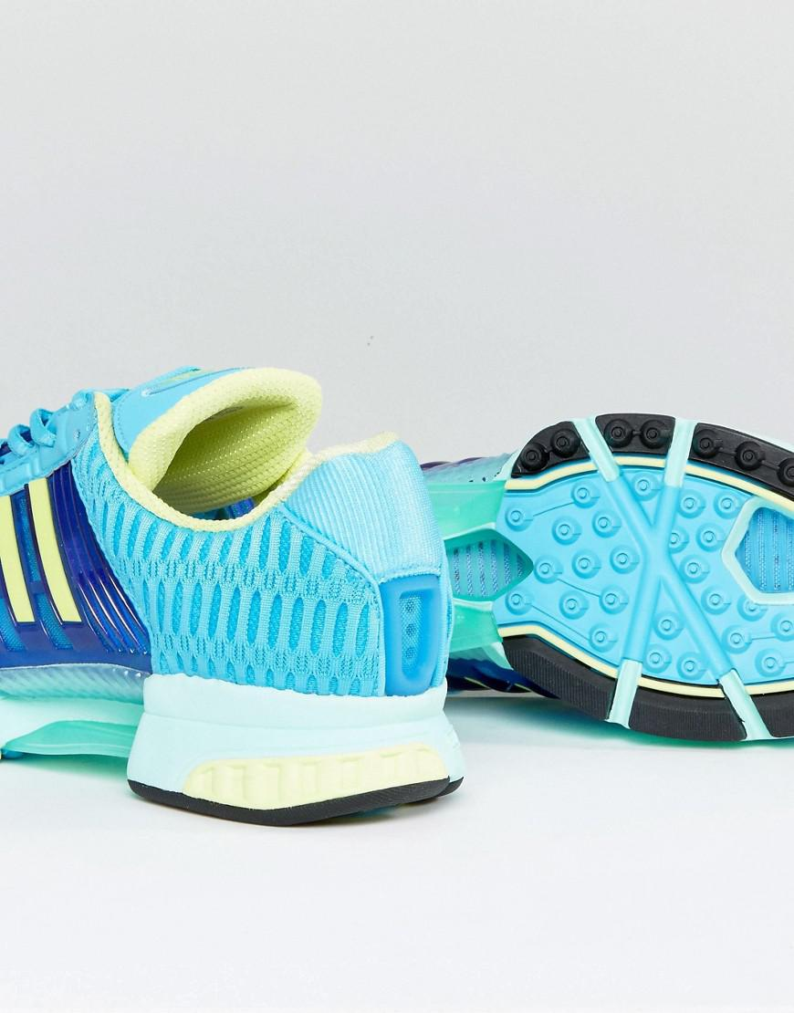 more photos b6bad fceab Lyst - adidas Originals Climacool 1 Sneakers In Blue Ba7157