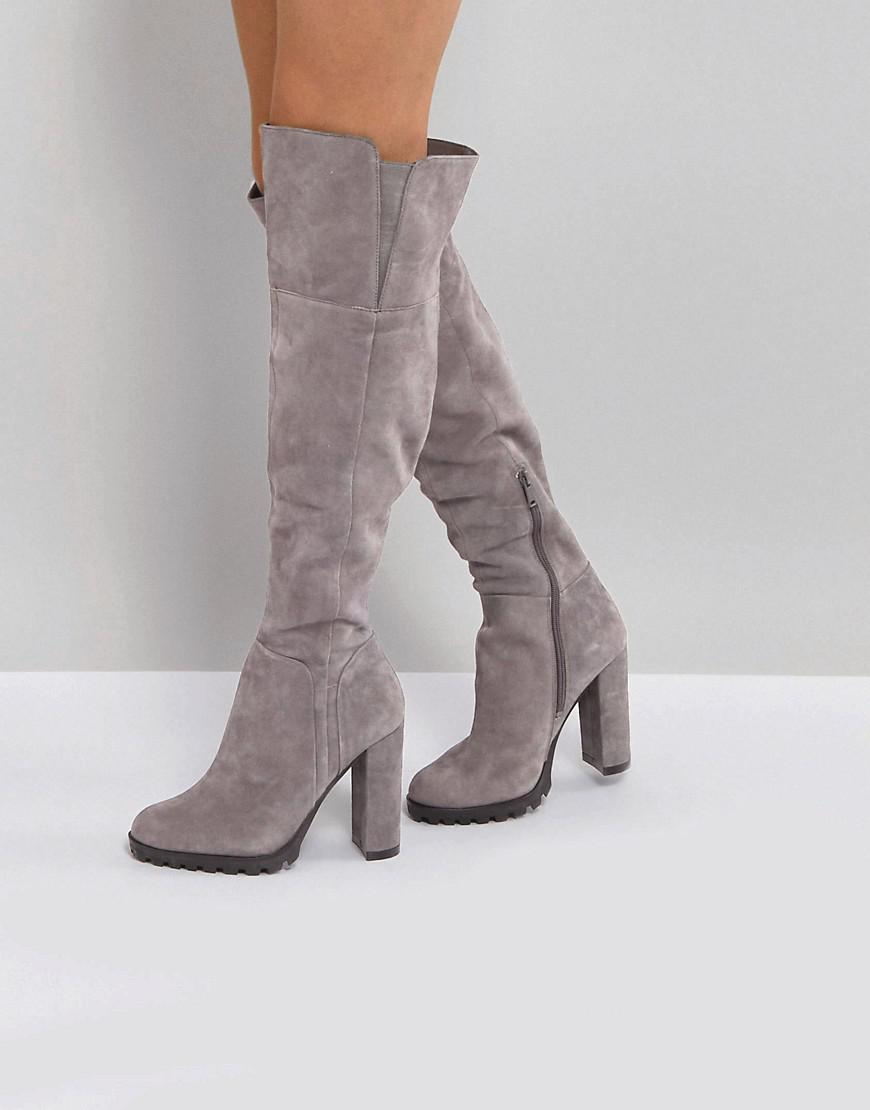 Discounts Sale Online Aldo Cayoosh Suede Over The Knee Boots Discount Footaction Free Shipping Ebay Visit Cheap Online Buy Cheap Affordable euy9C54n