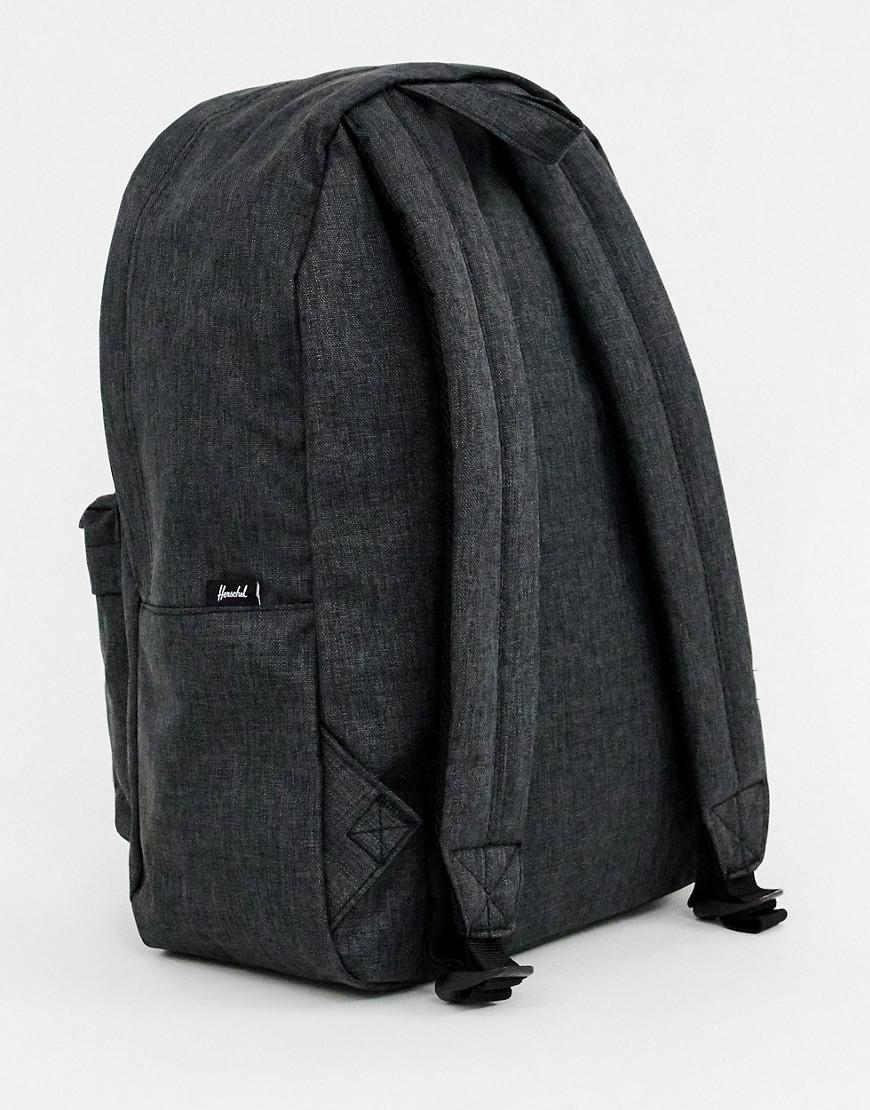 Lyst - Herschel Supply Co. Classic 24l Crosshatch Backpack In Black in  Black for Men 70c1166f78a5e