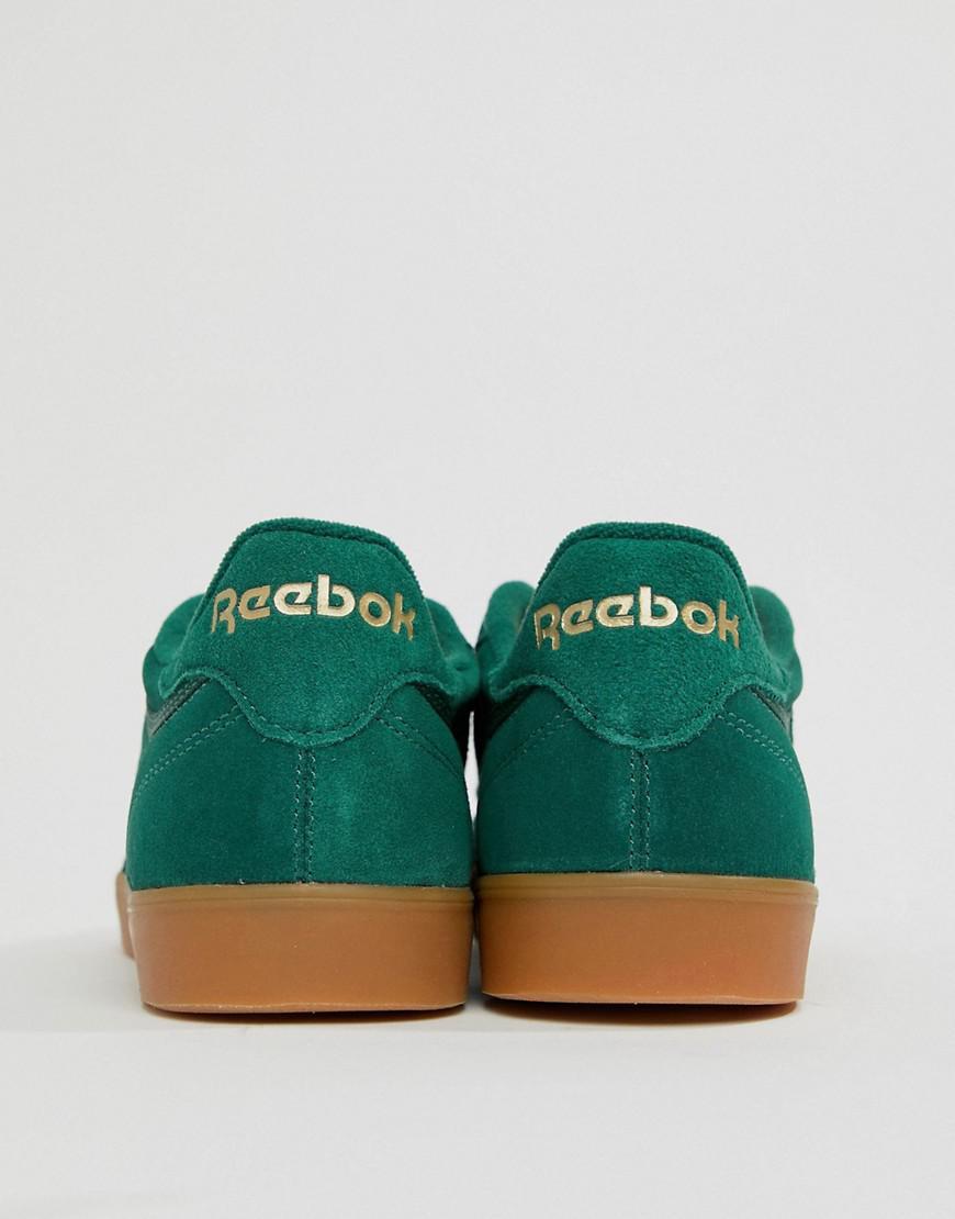 13c3f1d745ab Reebok Club C Fvs Sneakers In Green Cn5775 in Black for Men - Lyst