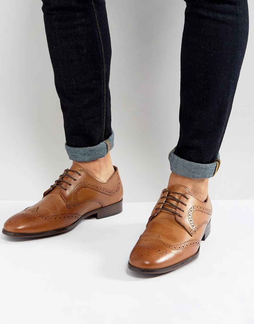 online store 3c4fe 171e0 red-tape-tan-Smart-Brogues-In-Black.jpeg