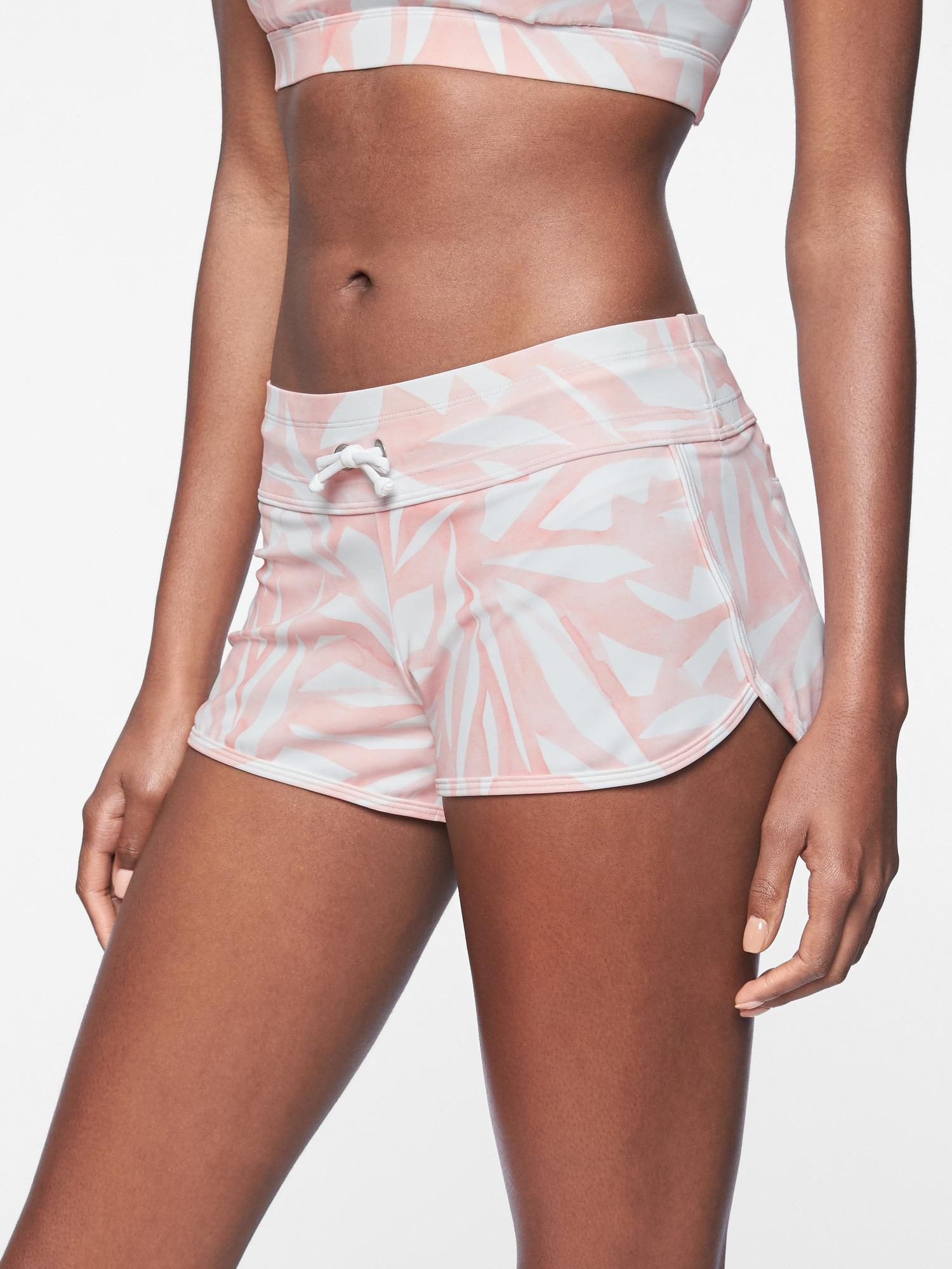 74203fe4ecf Athleta South Beach Kata Short in Pink - Lyst
