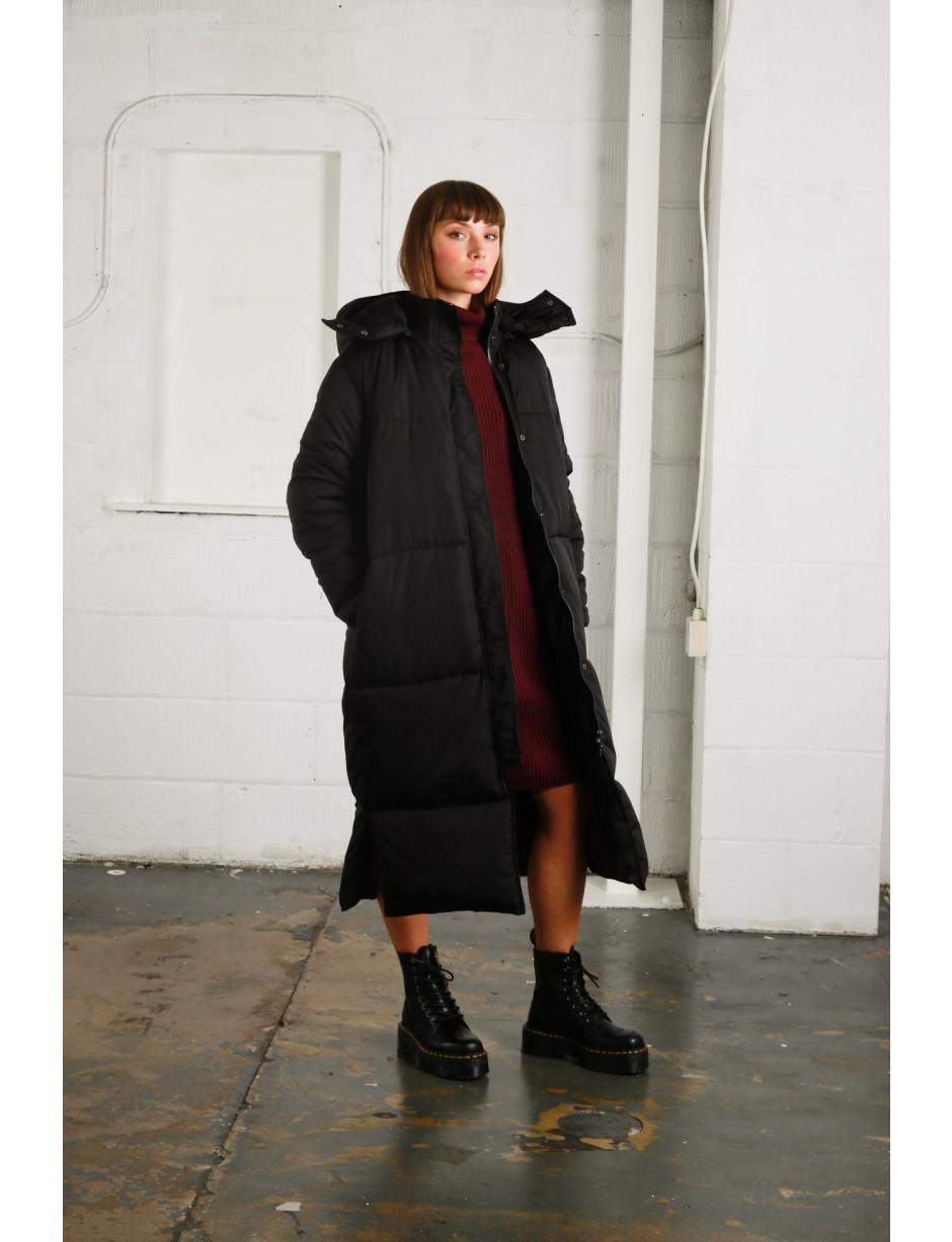ad0e88f30dde Lyst - Native Youth Liv Puffer Jacket in Black