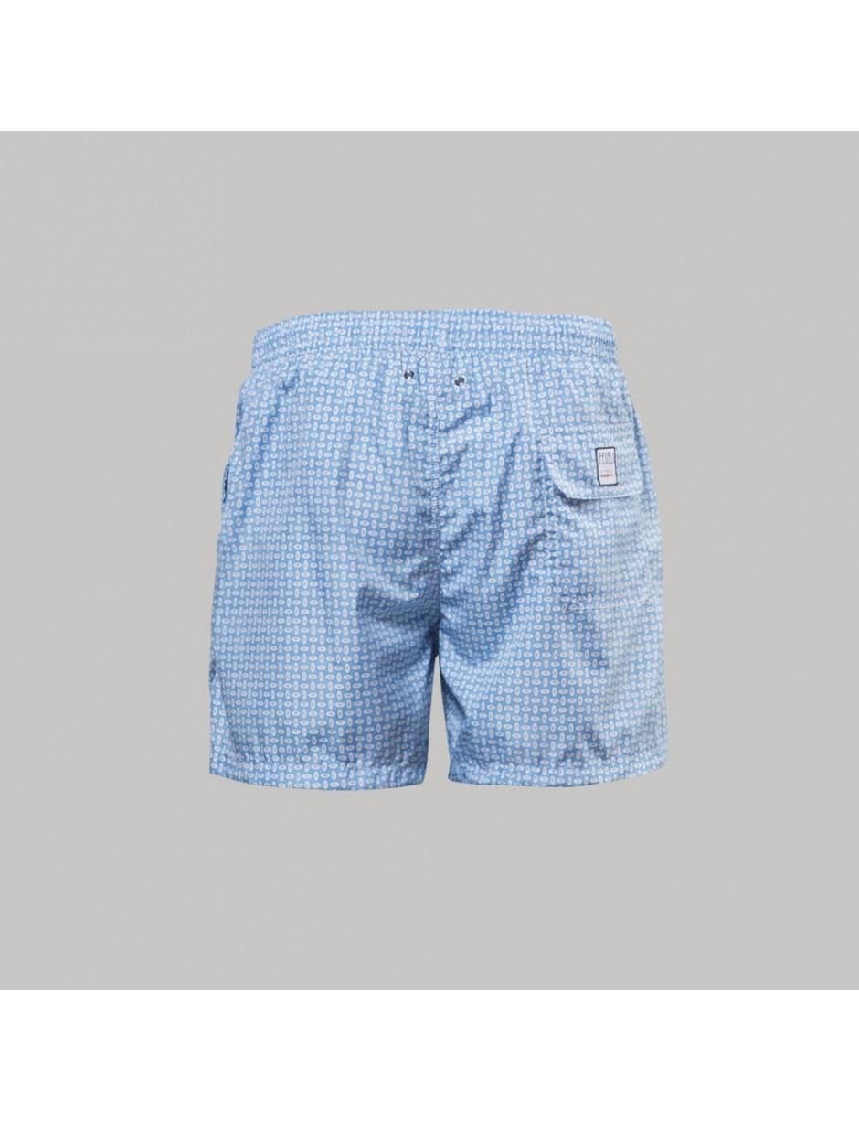 3261419e95 Fedeli Madeira Swimshorts Ufo (blue) in Blue for Men - Lyst