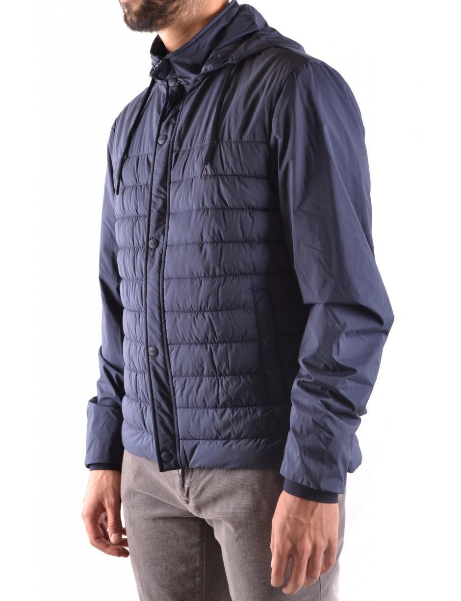 9f02ae0446dd Herno Jacket in Blue for Men - Lyst