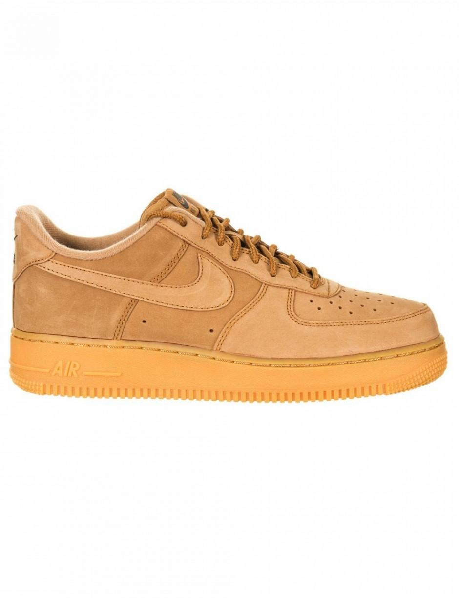 info for 2873c 5d006 Nike Air Force 1  07 Wb Trainers in Yellow for Men - Lyst