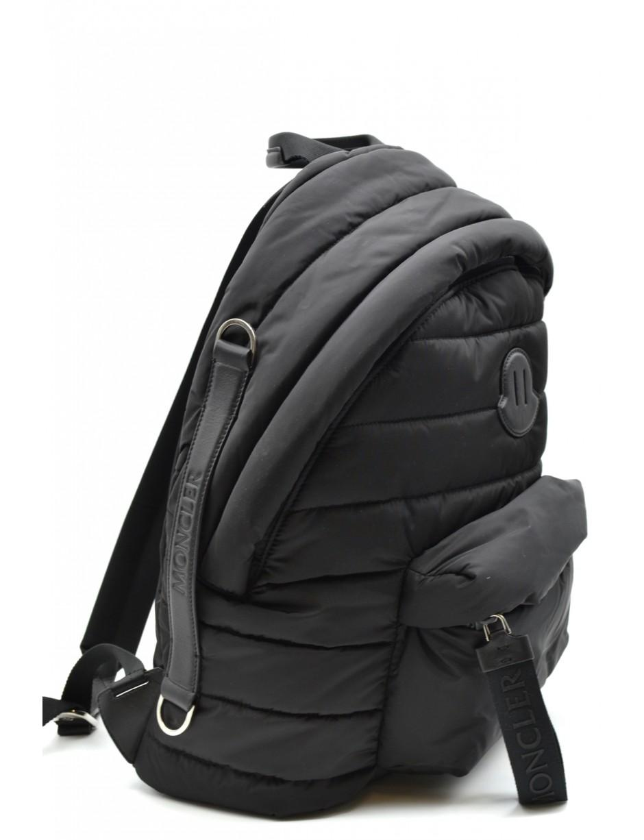 75b70657c Moncler Backpack in Black - Lyst