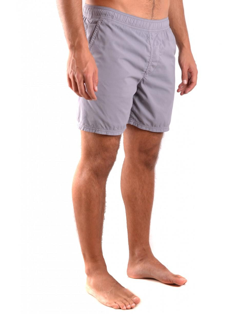 cf823d67efbdf Stone Island Swimsuit in Gray for Men - Lyst