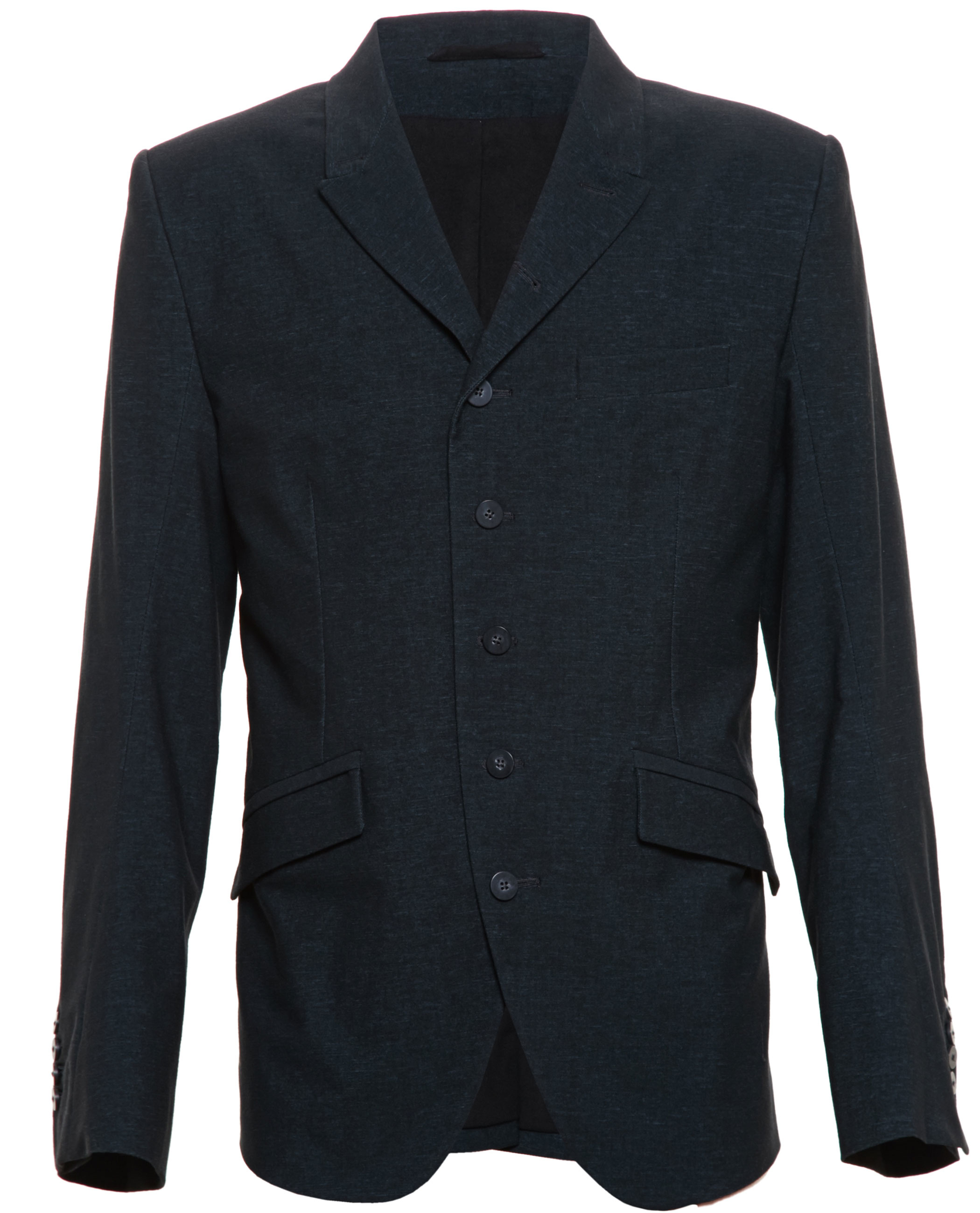 Ann demeulemeester Tailored Wool Jacket in Green for Men | Lyst