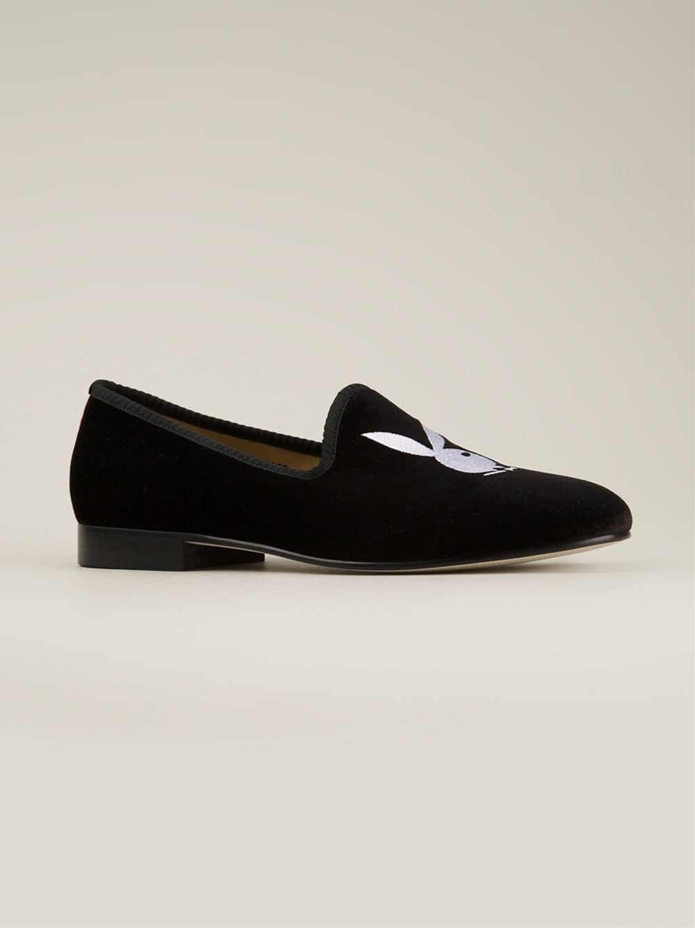 4e3b9ab2b30 Lyst - Del Toro Silk and Leather Slippers in Black for Men