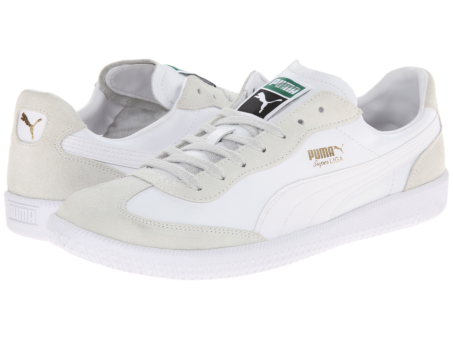 ... Lyst - Puma Super Liga Og Retro in White ... 6c2ff0d51