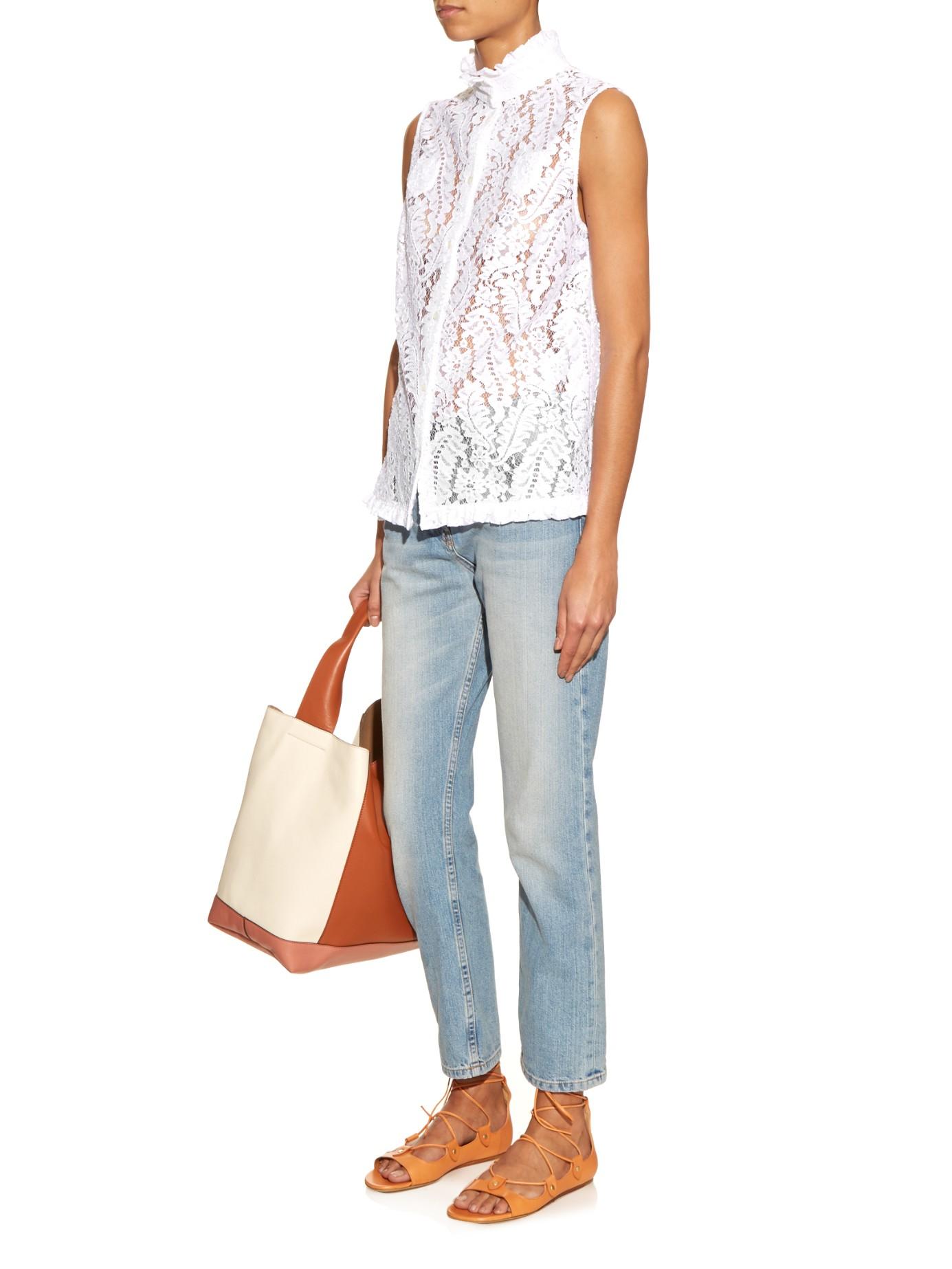 Isabel Marant Alisa Lace-Up Sandals best deals p9bW7Kk