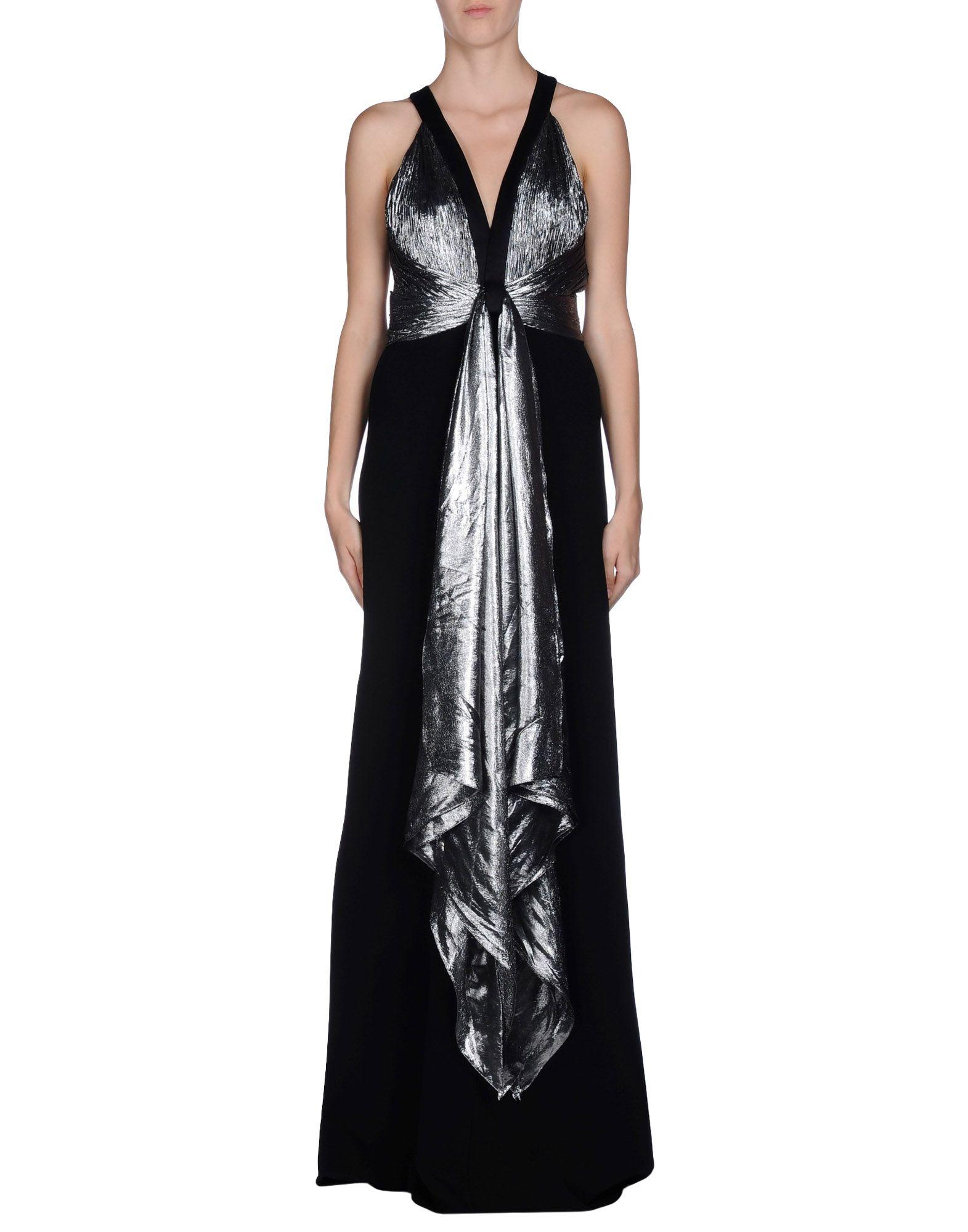 Model Michael Kors Logo Plate Trim Womenu0026#39;s Dress Black