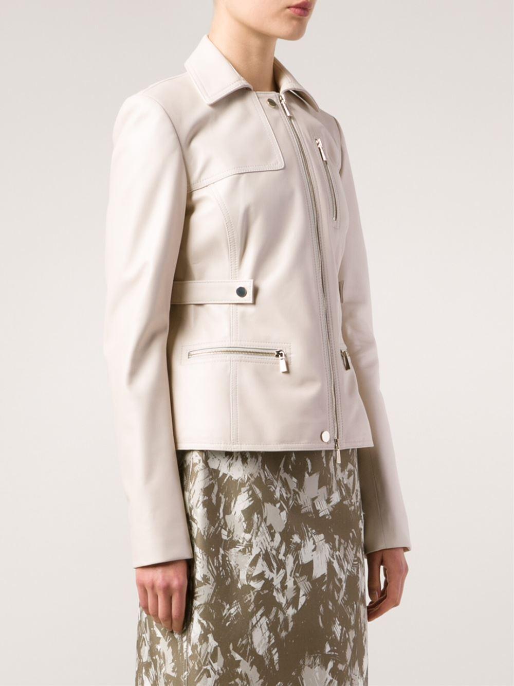 Lyst Jason Wu Field Jacket In White