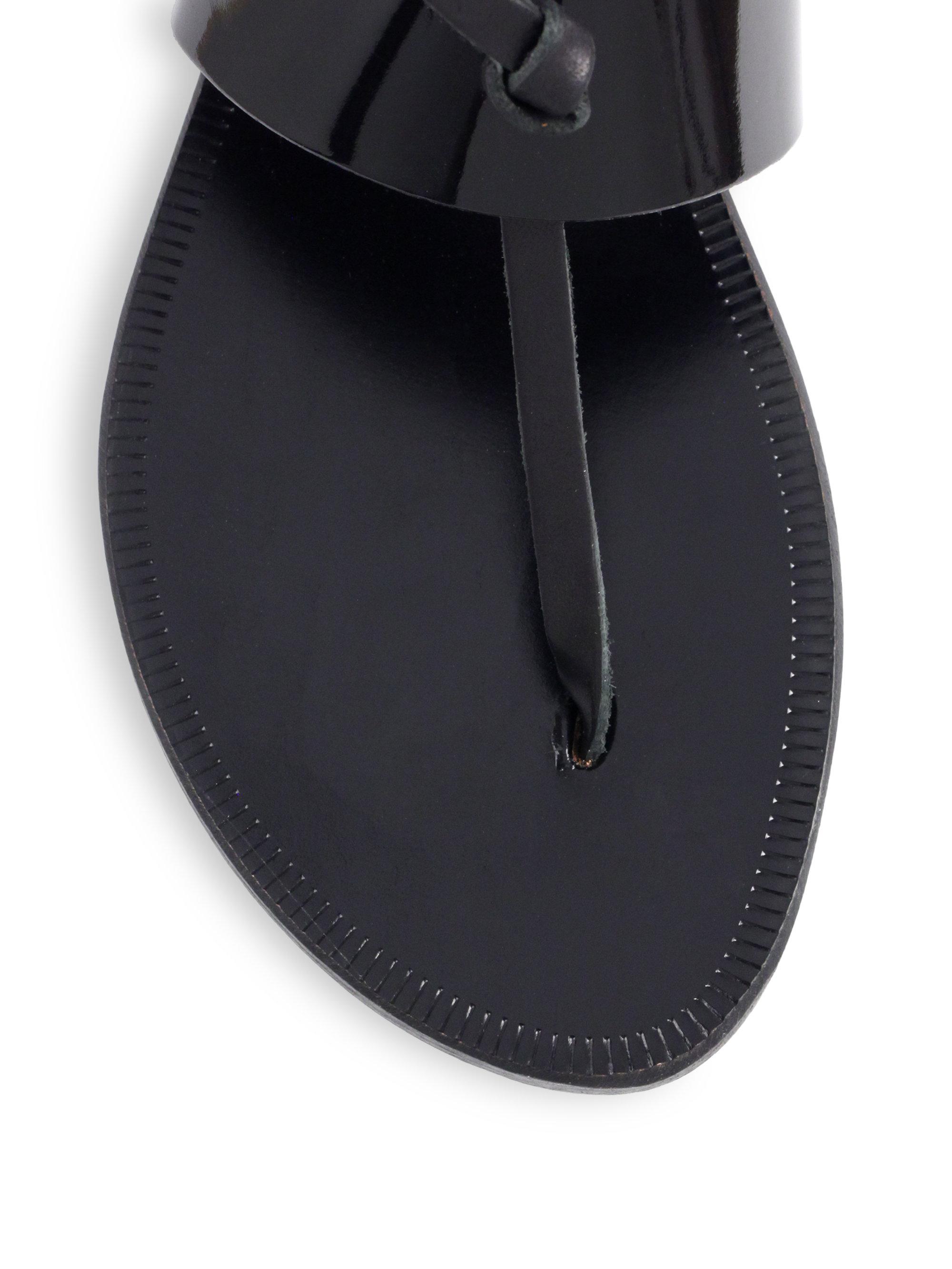 Black nice sandals - Gallery