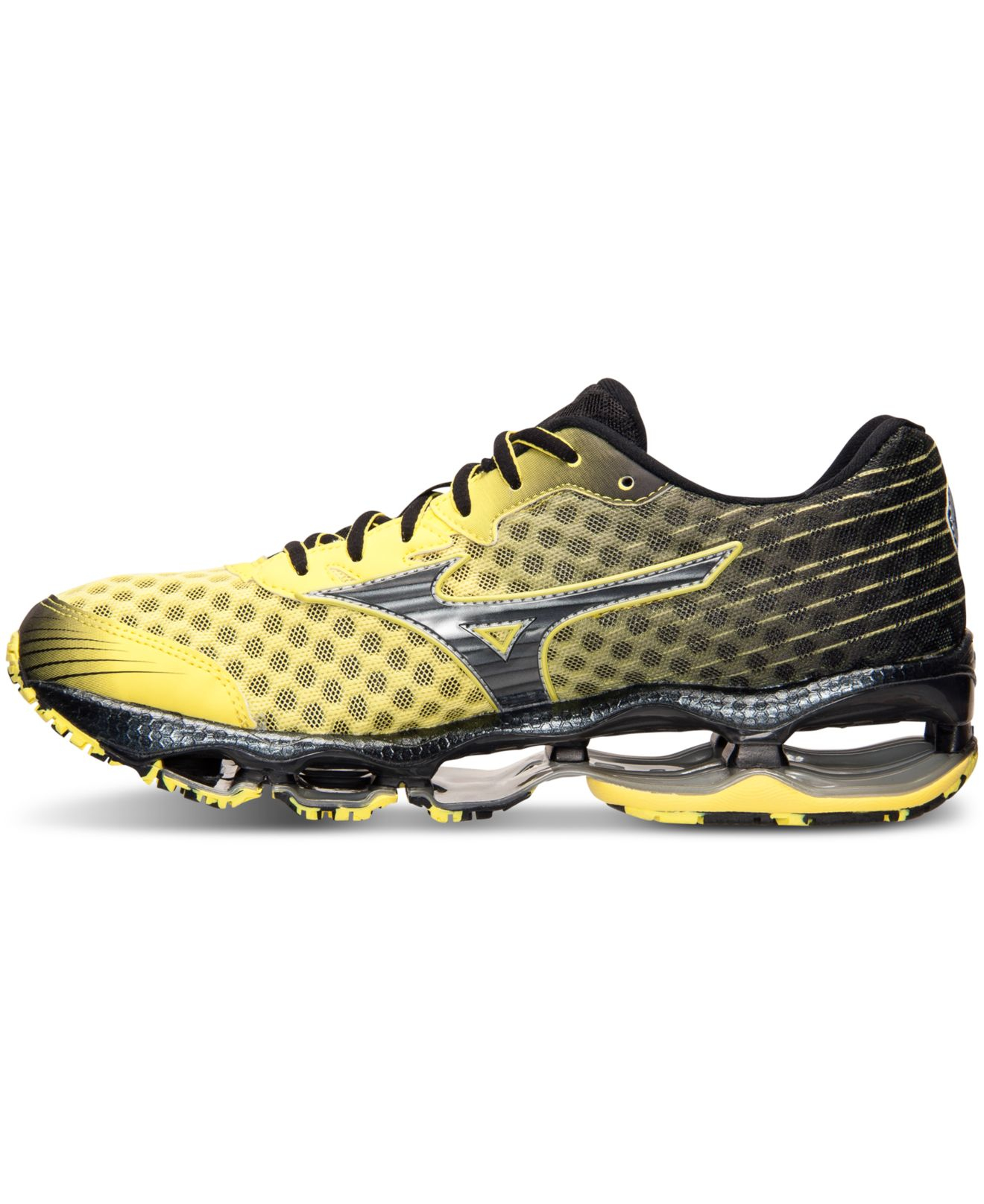 643eb72a0a44 Mizuno Men's Wave Prophecy 4 Running Sneakers From Finish Line in ...