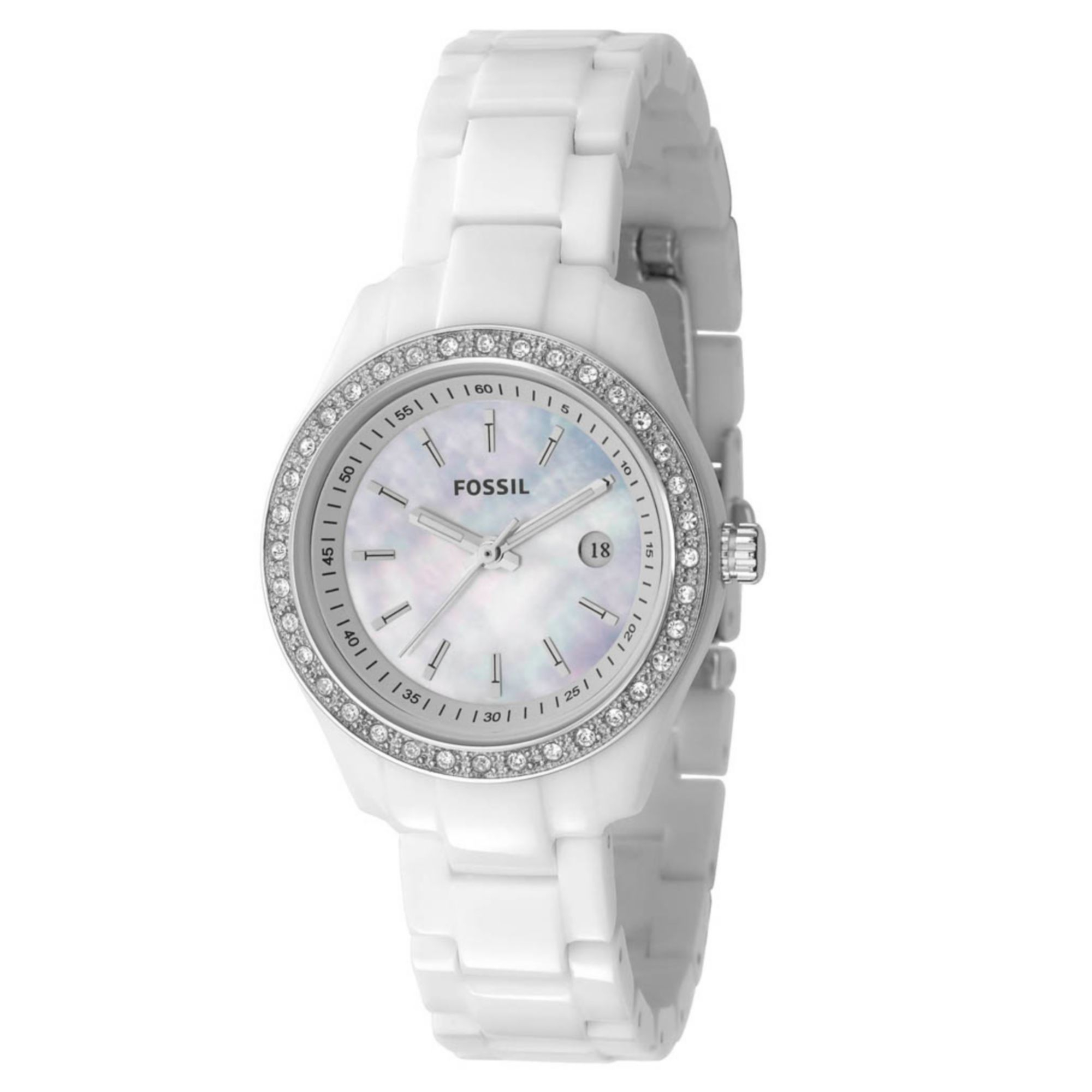 watches fossil resin ladies com watchshop stella watch