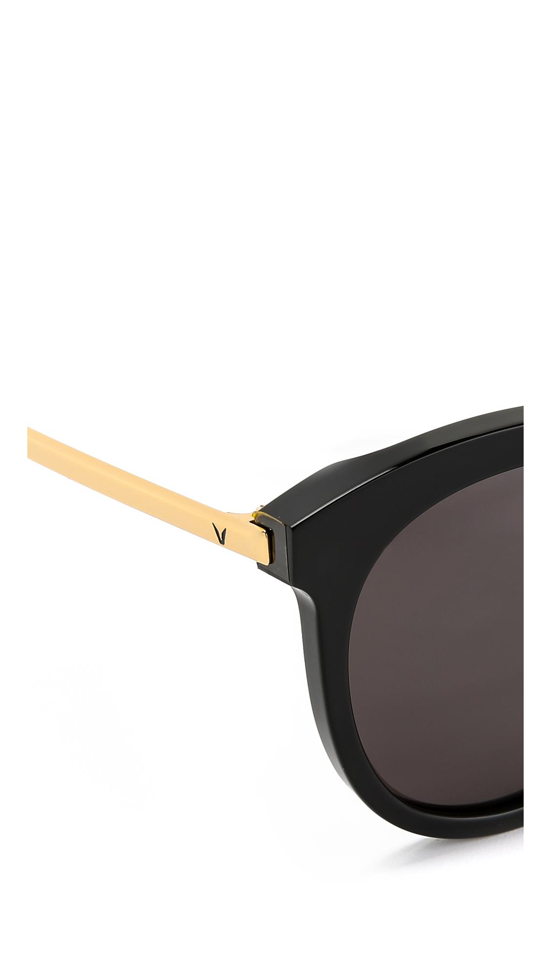 367db736e9b Lyst - Gentle Monster Lovesome Sunglasses - Black grey in Black