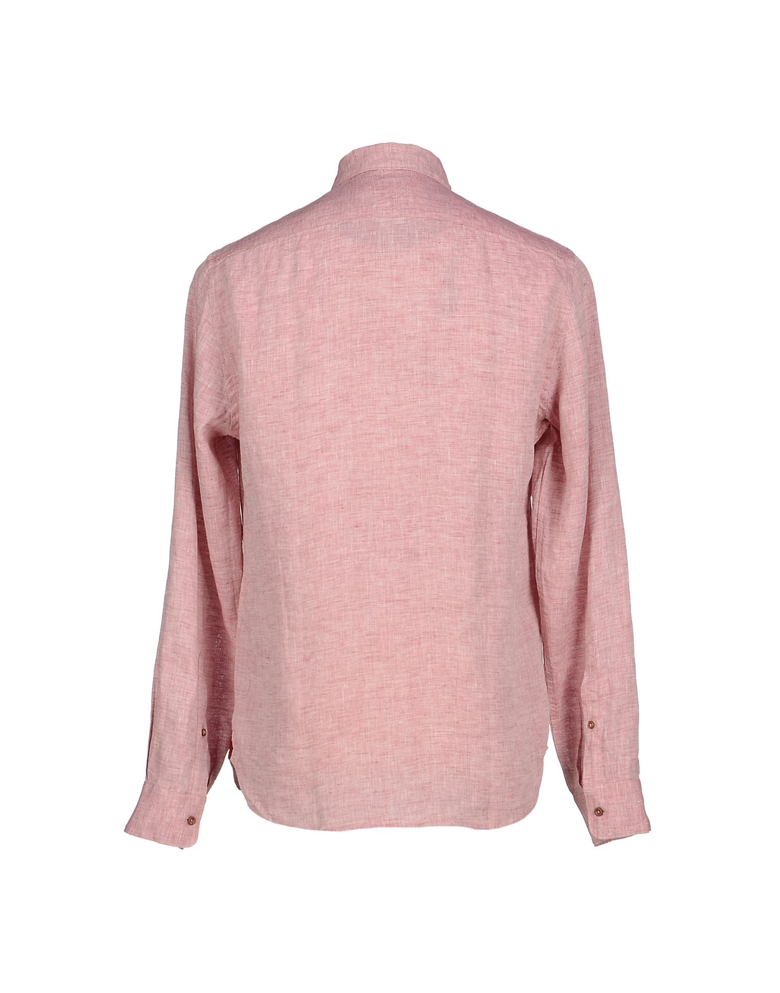 C P Company Shirt In Pink For Men Lyst