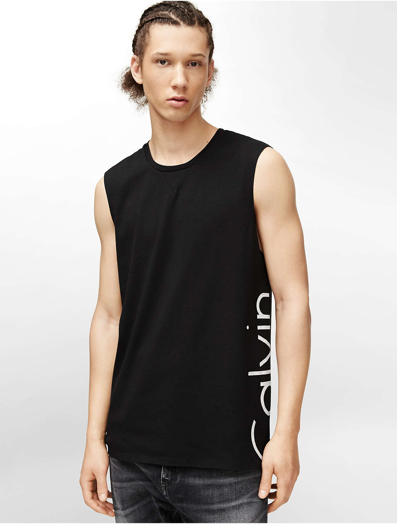 how to cut a tshirt into a muscle shirt