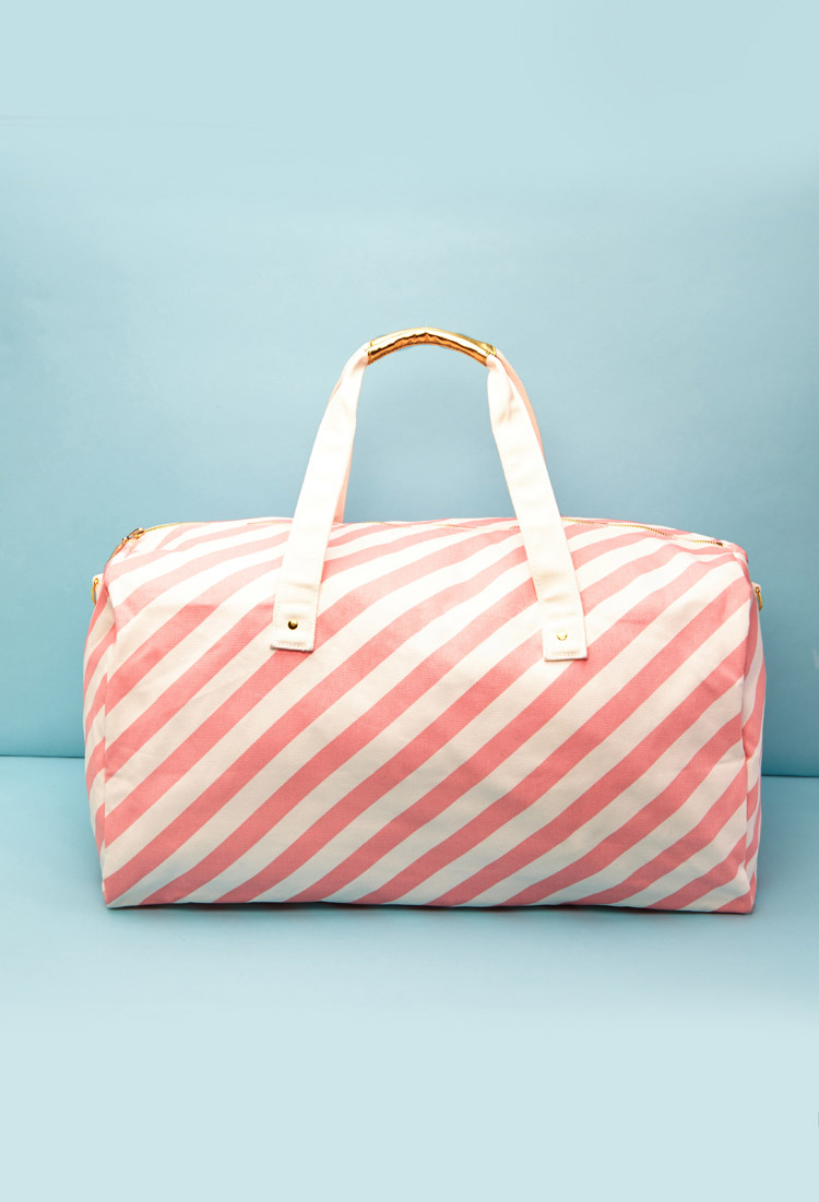 Lyst - Forever 21 Ban.do The Getaway Duffle Bag in White