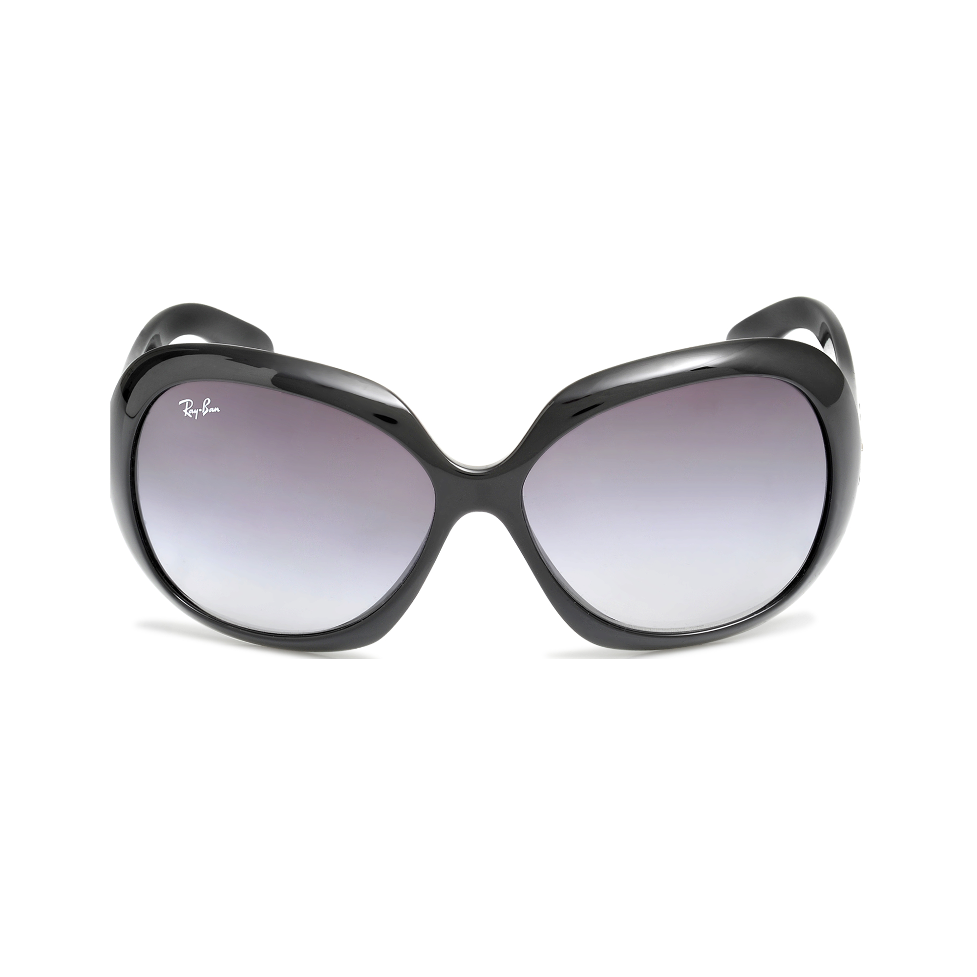ray ban jackie ohh ii acetate sunglasses in black lyst. Black Bedroom Furniture Sets. Home Design Ideas