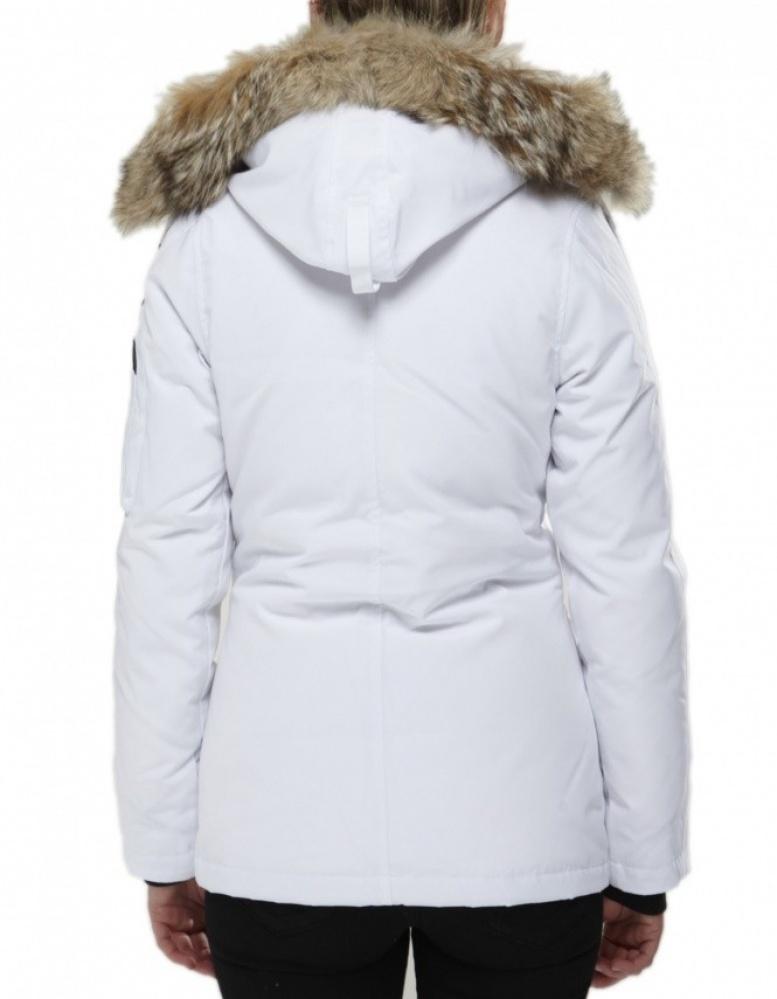 Canada Goose' kensington parka white
