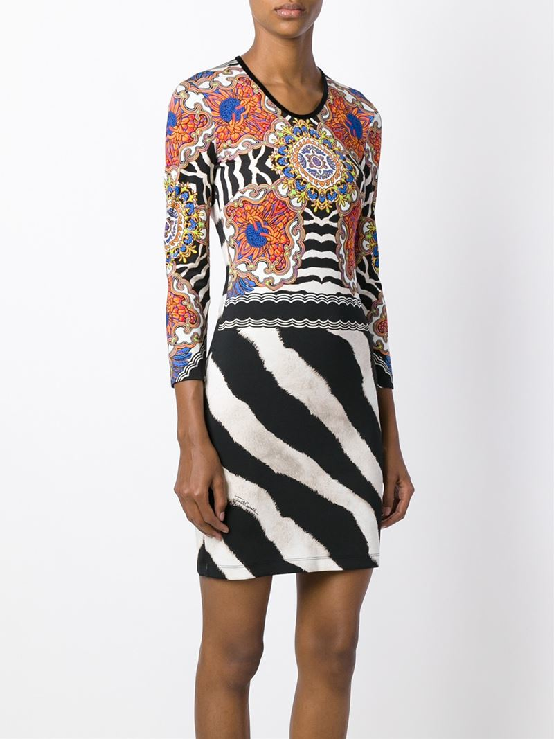 Just Cavalli Zebra Dresses