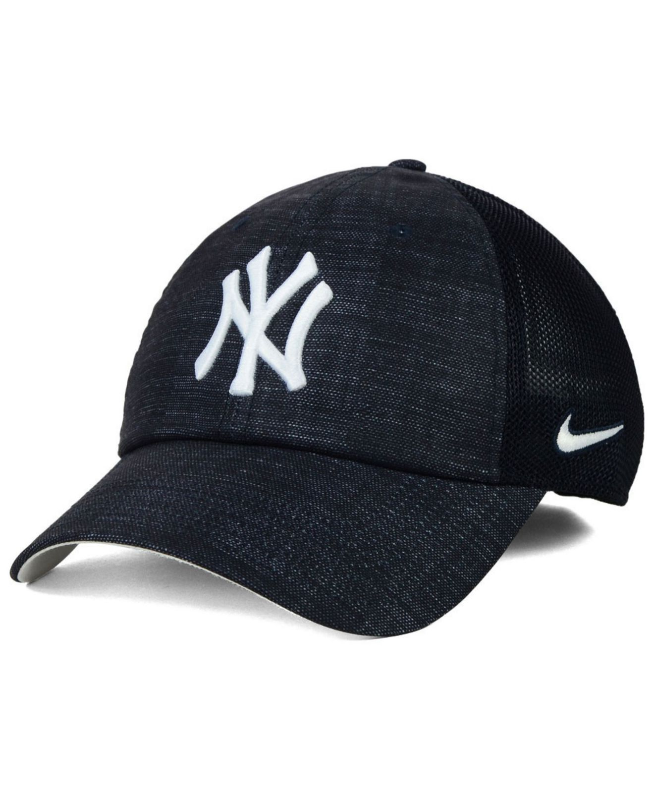 Lyst - Nike New York Yankees Dri-fit Adjustable Cap in Blue for Men d062fc726ee