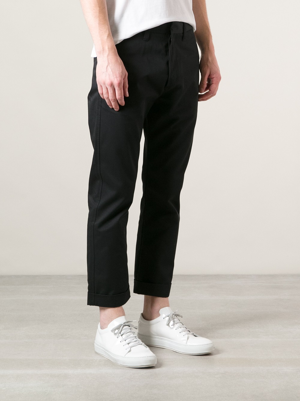 TROUSERS - 3/4-length trousers Edwin