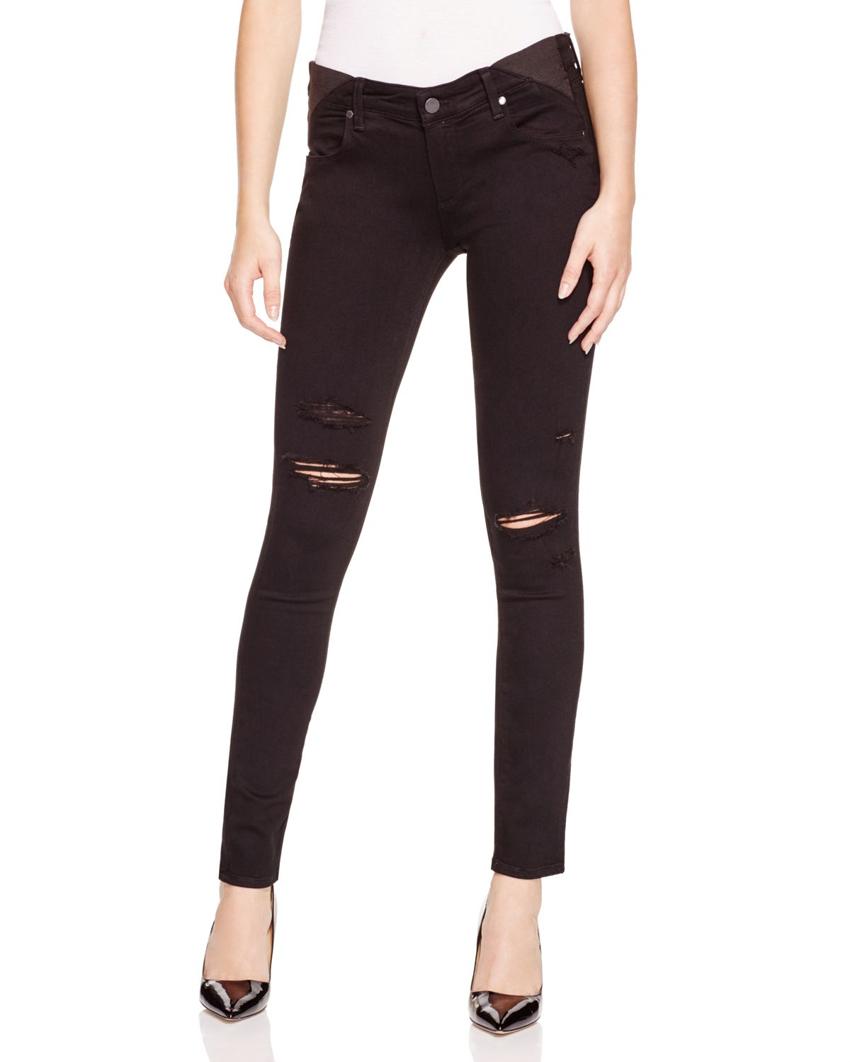 Black jeans maternity – Global fashion jeans collection