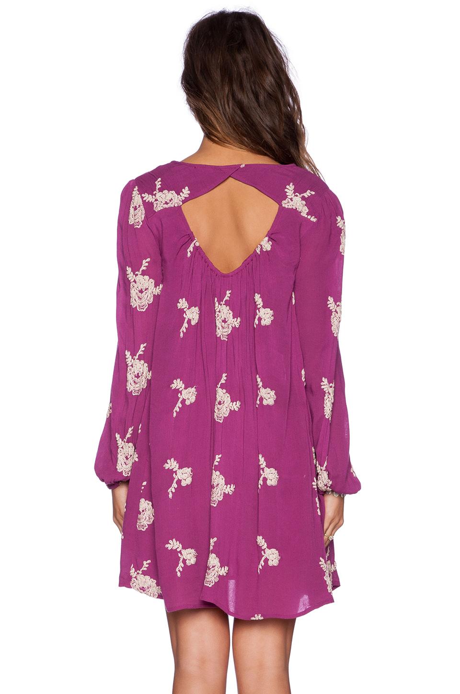 Free People Emma S Dress In Purple Lyst