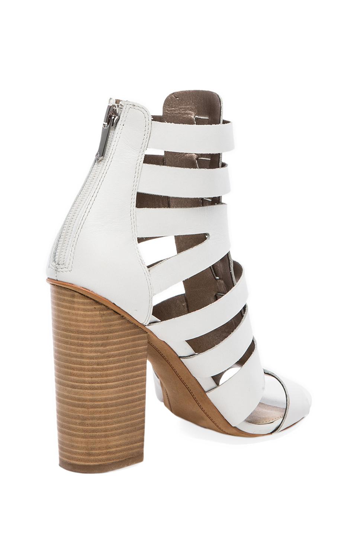4e75691aa21b7 Lyst - Sam Edelman Yazmine Heel in White