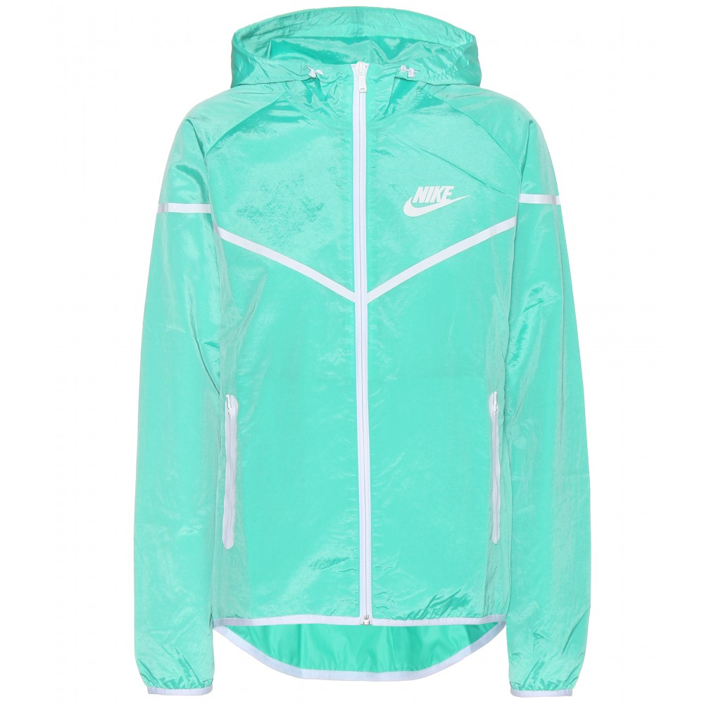 95ebcf2e47 Lyst - Nike Windrunner Jacket in Green
