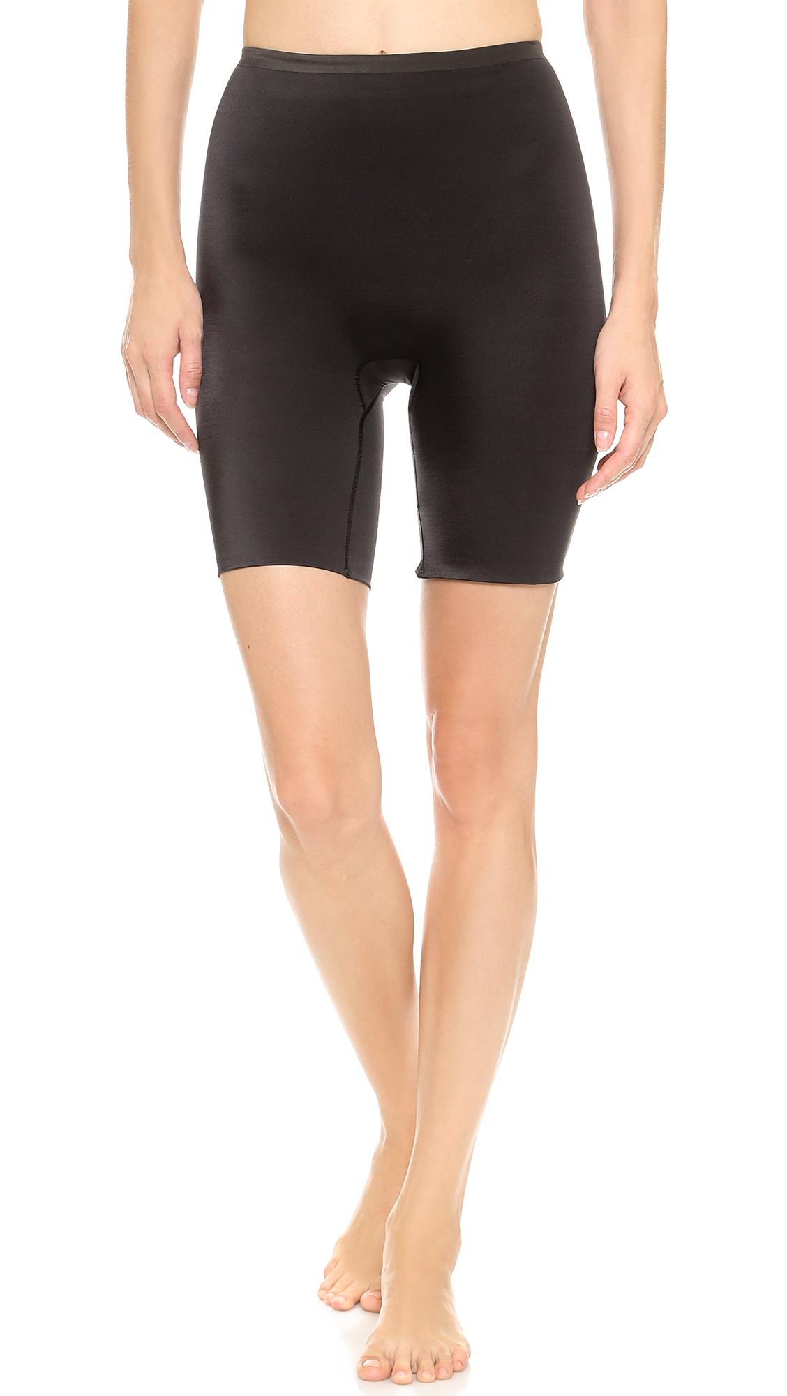 Lyst - Spanx Hide & Sleek Mid Thigh Shaper