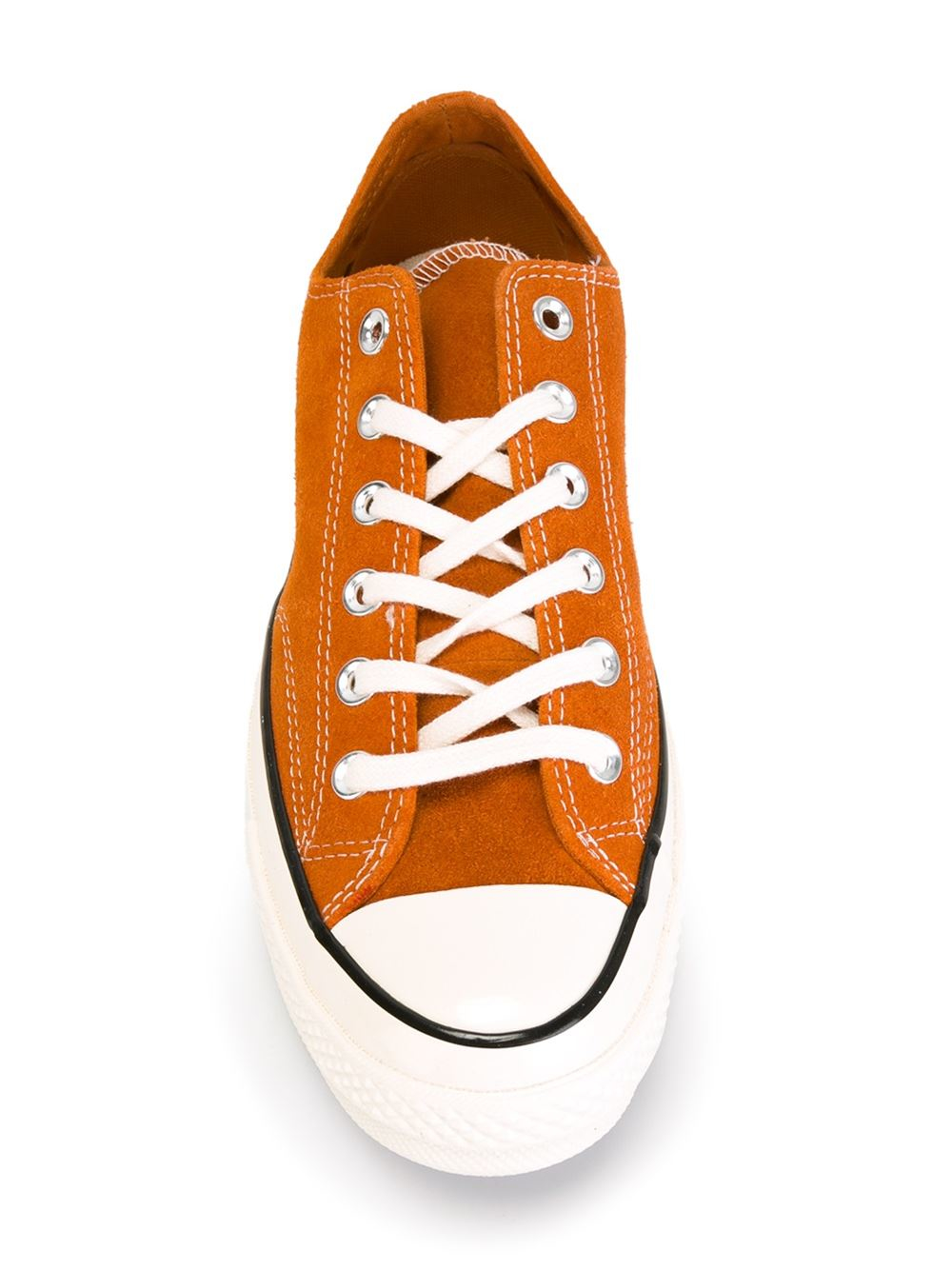 a163478223bd Lyst - Converse  all Star Ox 1970s  Sneakers in Orange for Men