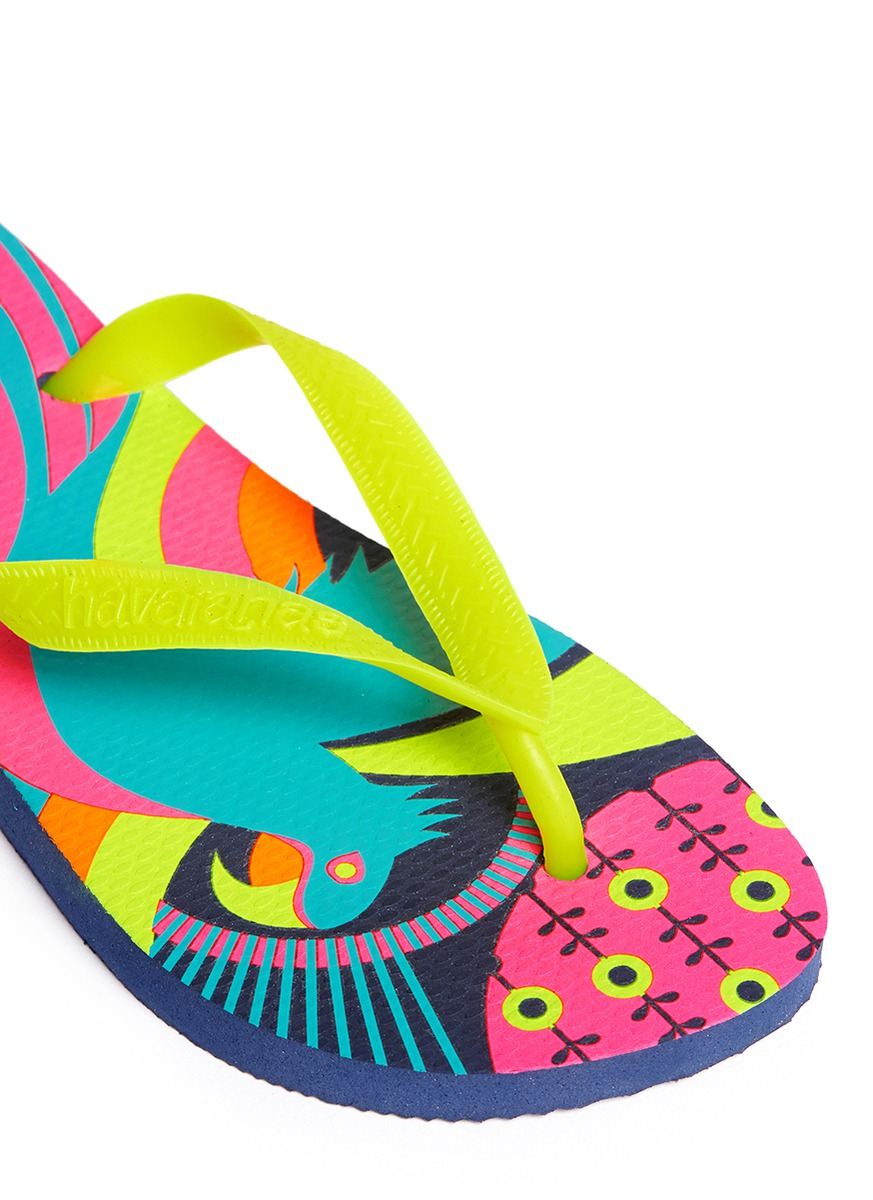b782055da Havaianas Fun Flip-flops - Lyst