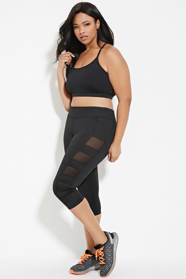 Image result for plus size leggings