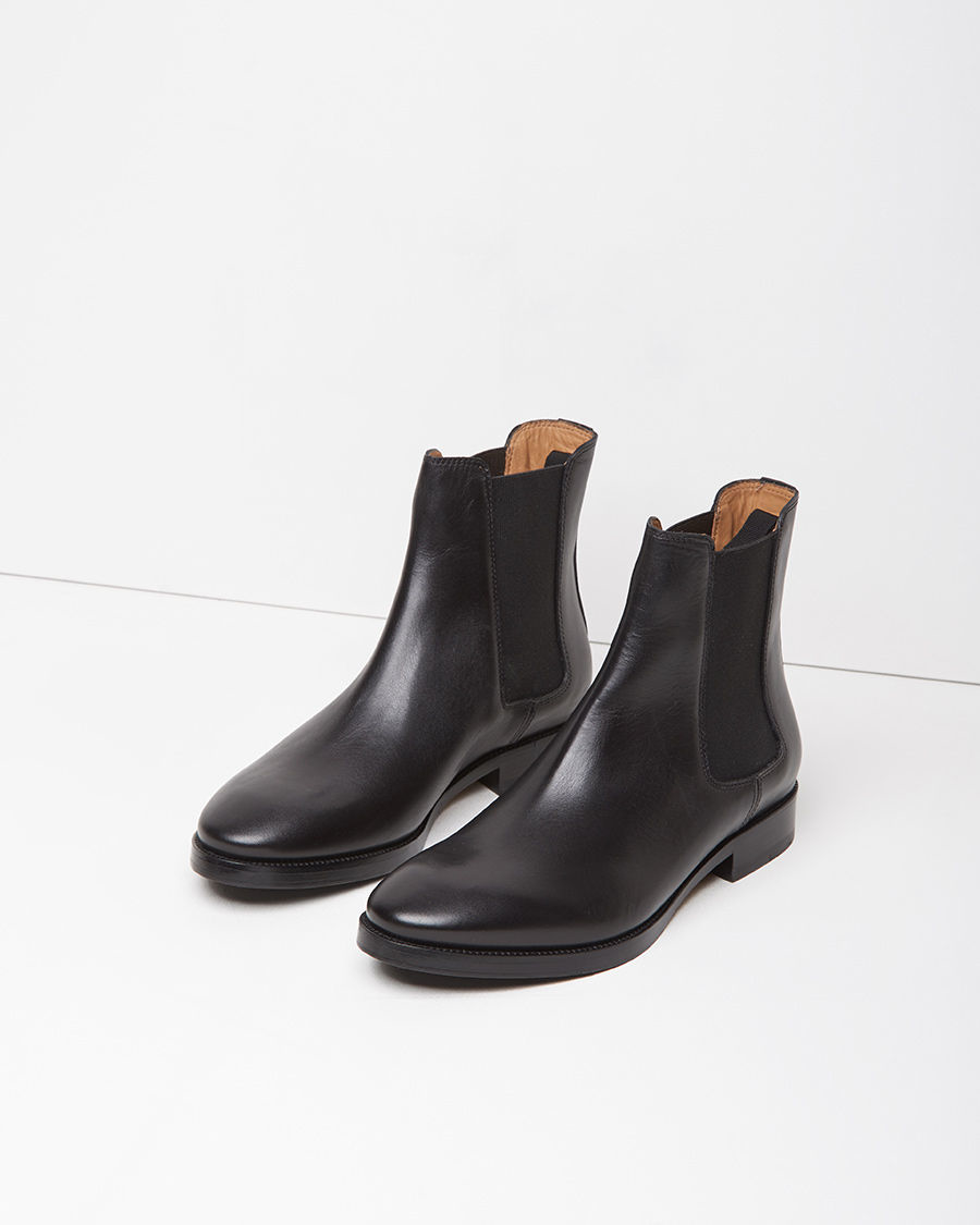 acne chelsea boots