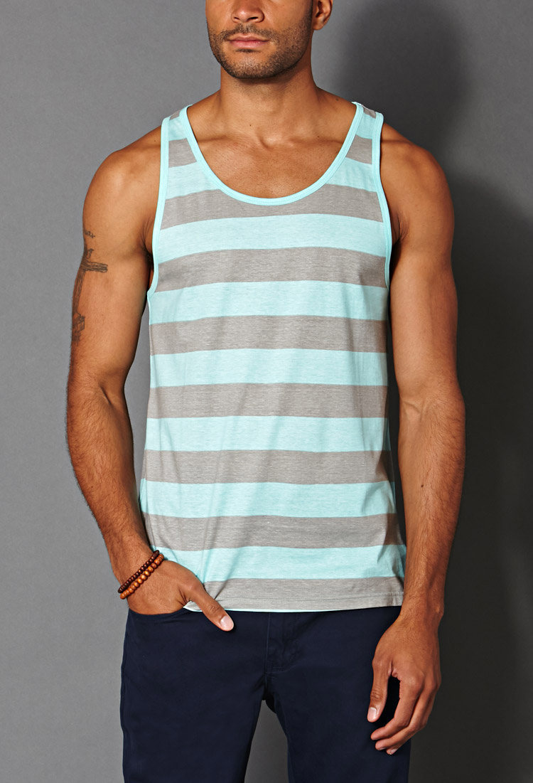 Shop Puma Men's Striped Tank Top online at buzz24.ga A classic look in timeless stripes, this Puma tank top is in cotton that's perfect for warmer buzz24.ga: Puma.