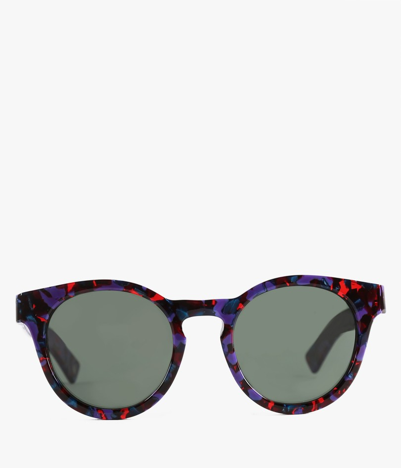 Ahlem Barbes Sunglasses in Red