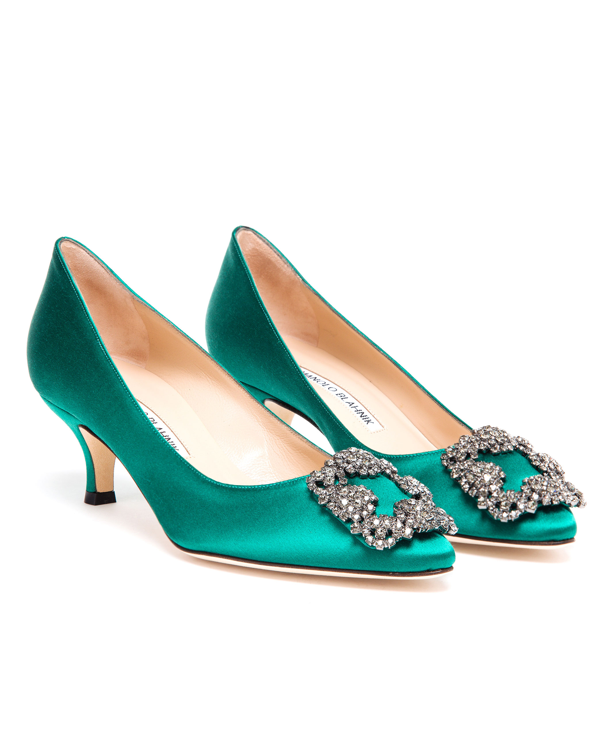 c0f978c73de1 Gallery. Previously sold at  Browns · Women s Manolo Blahnik Hangisi  Women s Two Tone Pumps ...