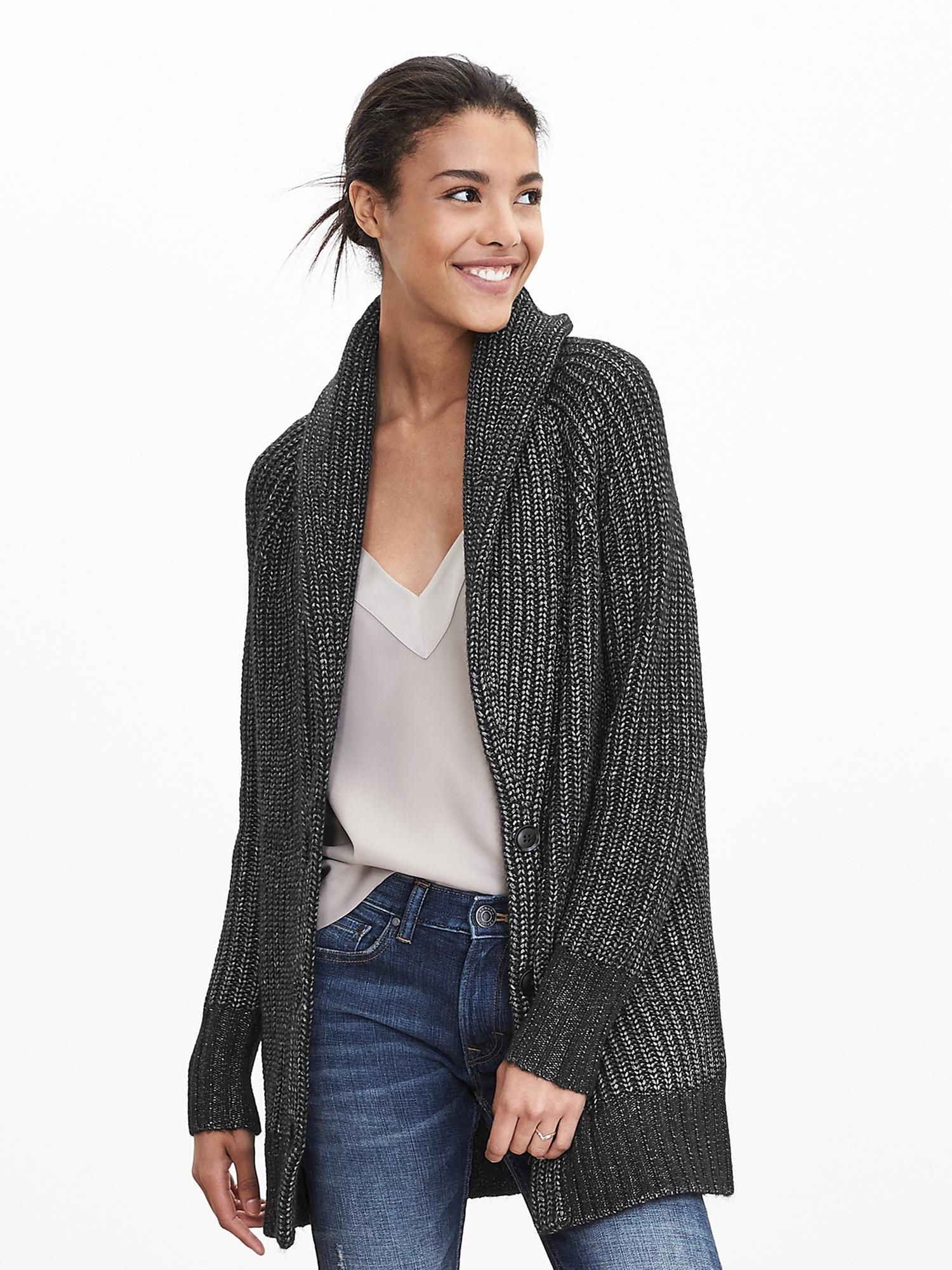 Free shipping and returns on Madewell Cozy Boyfriend Cardigan at mainflyyou.tk It's cold outside, but you can stay quite cozy with this slightly slouchy cardigan knit with lightweight wool and alpaca/5.