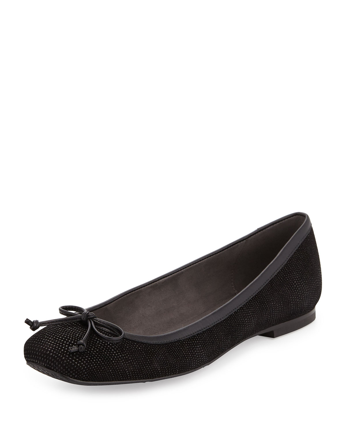 footlocker pictures sale online Stuart Weitzman Suede Embellished Ballet Flats amazon cheap online authentic online mGyG6Ko