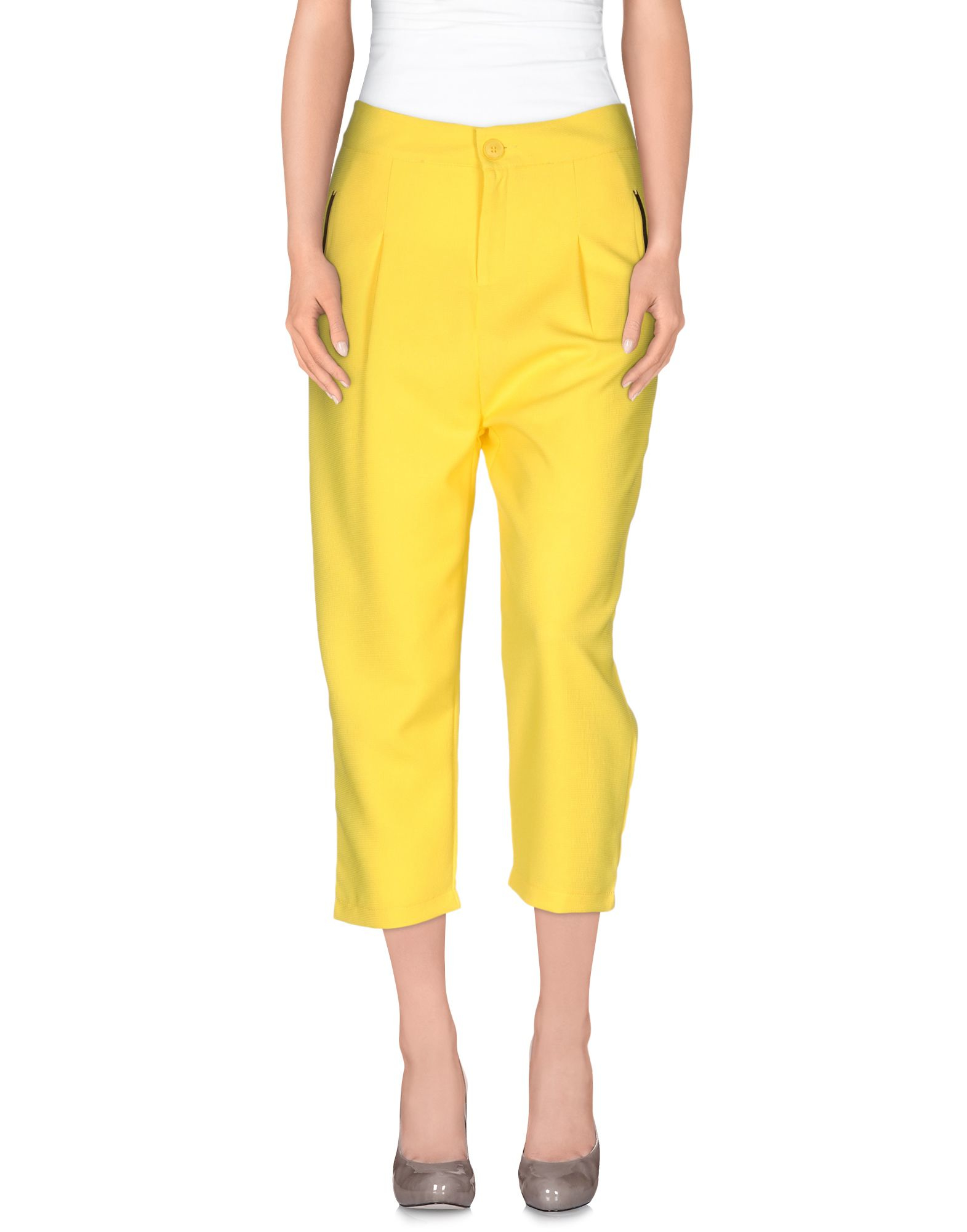 TROUSERS - 3/4-length trousers Mnml Couture 2w13w7I6