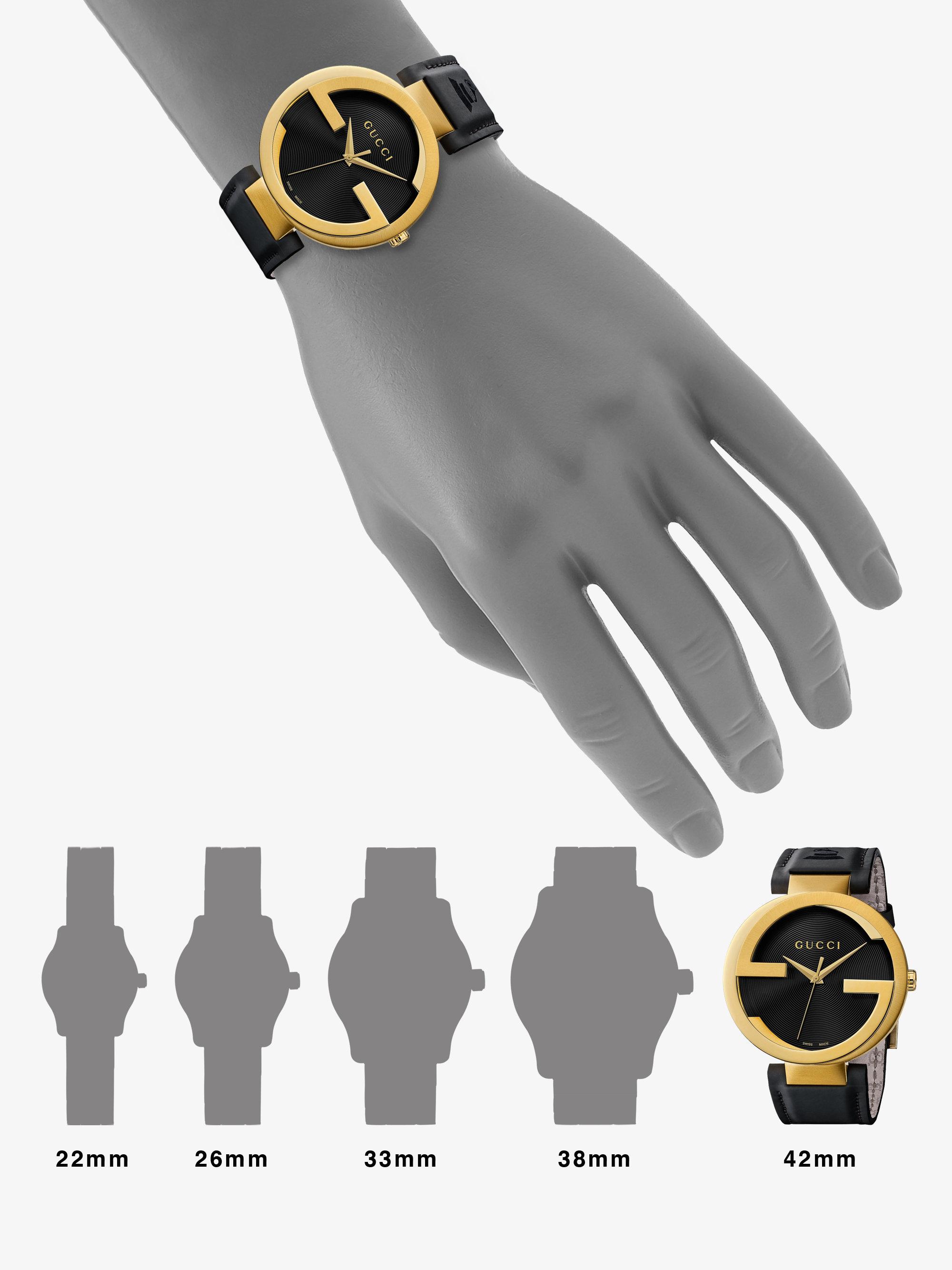 b15ef6060a1 Lyst - Gucci Interlocking G Latin Grammy  Special Edition Watch in ...