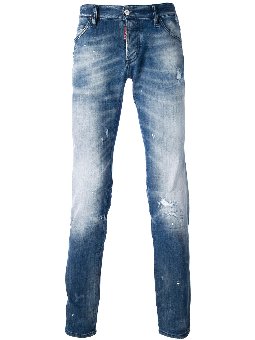 classic skinny jeans - Blue Dsquared2