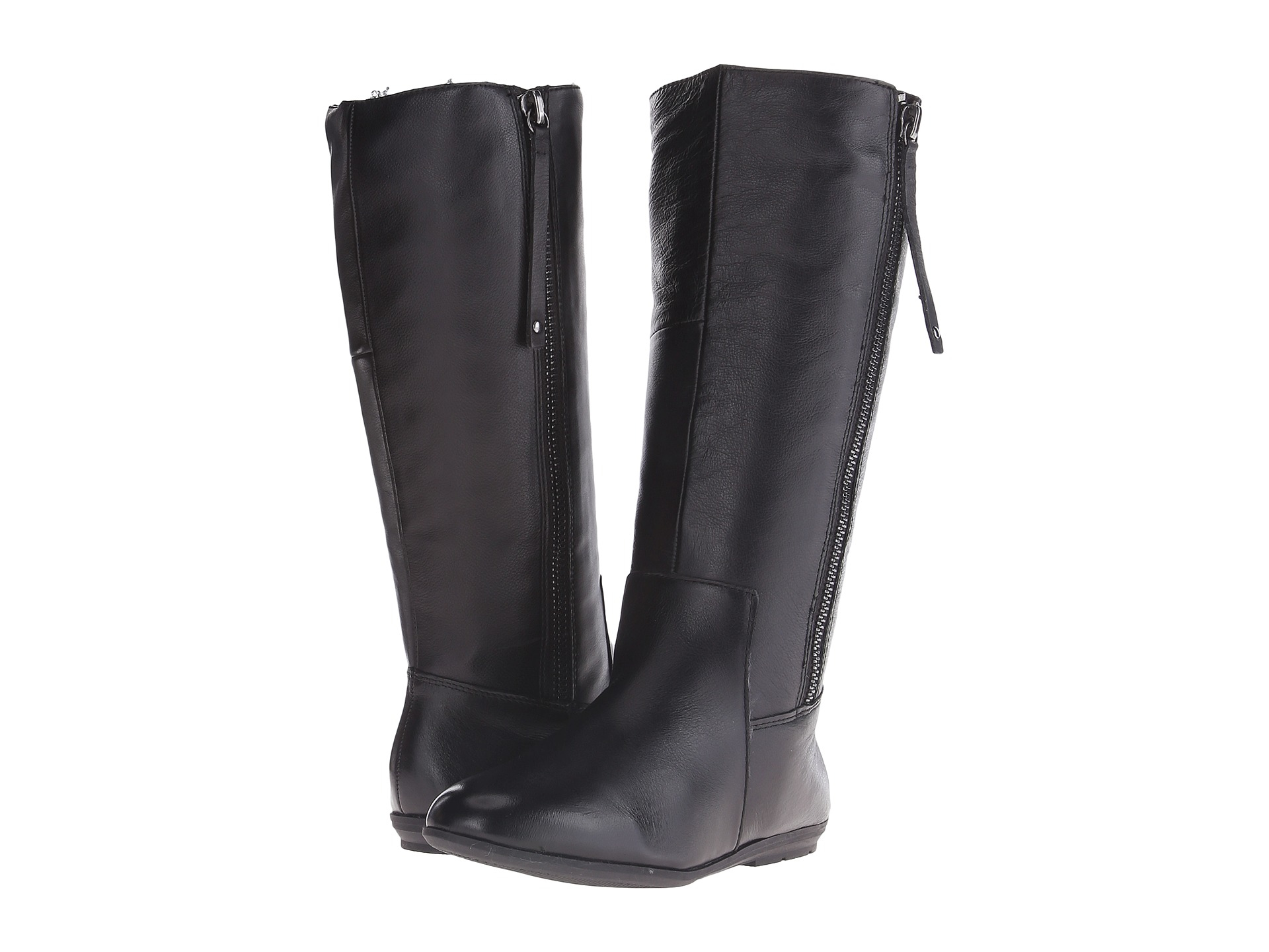 Womens Boots ALDO Nizza Black Leather