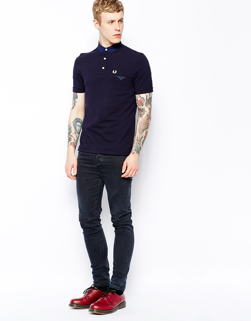 Fred Perry Mens Clothing