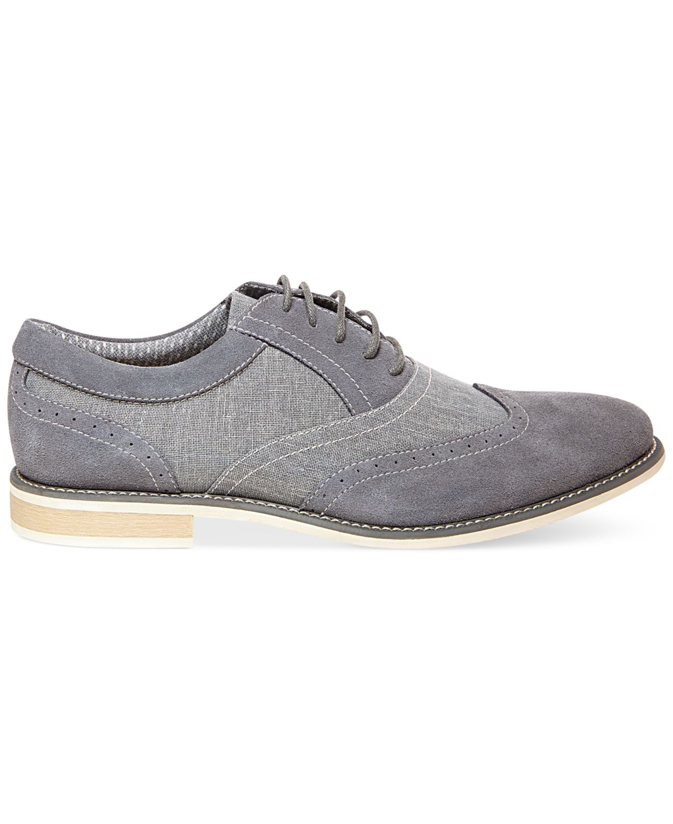 Grey Men Dress Shoes Steve Madden